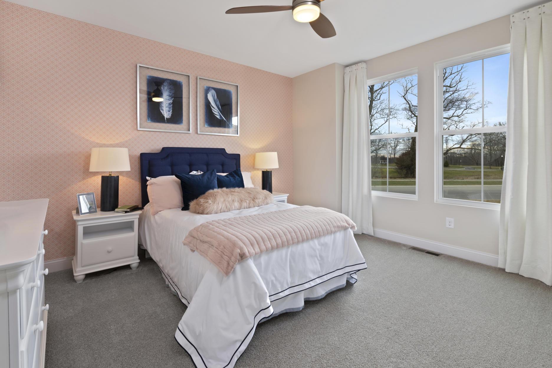 Bedroom featured in the Beachwood By Drees Homes in Cincinnati, OH
