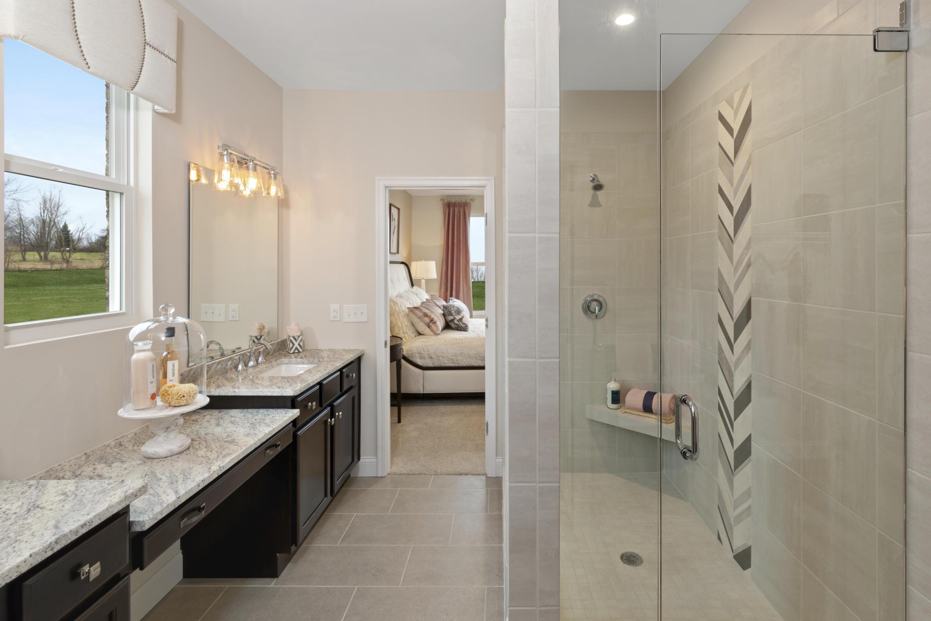 Bathroom featured in the Beachwood By Drees Homes in Cincinnati, OH