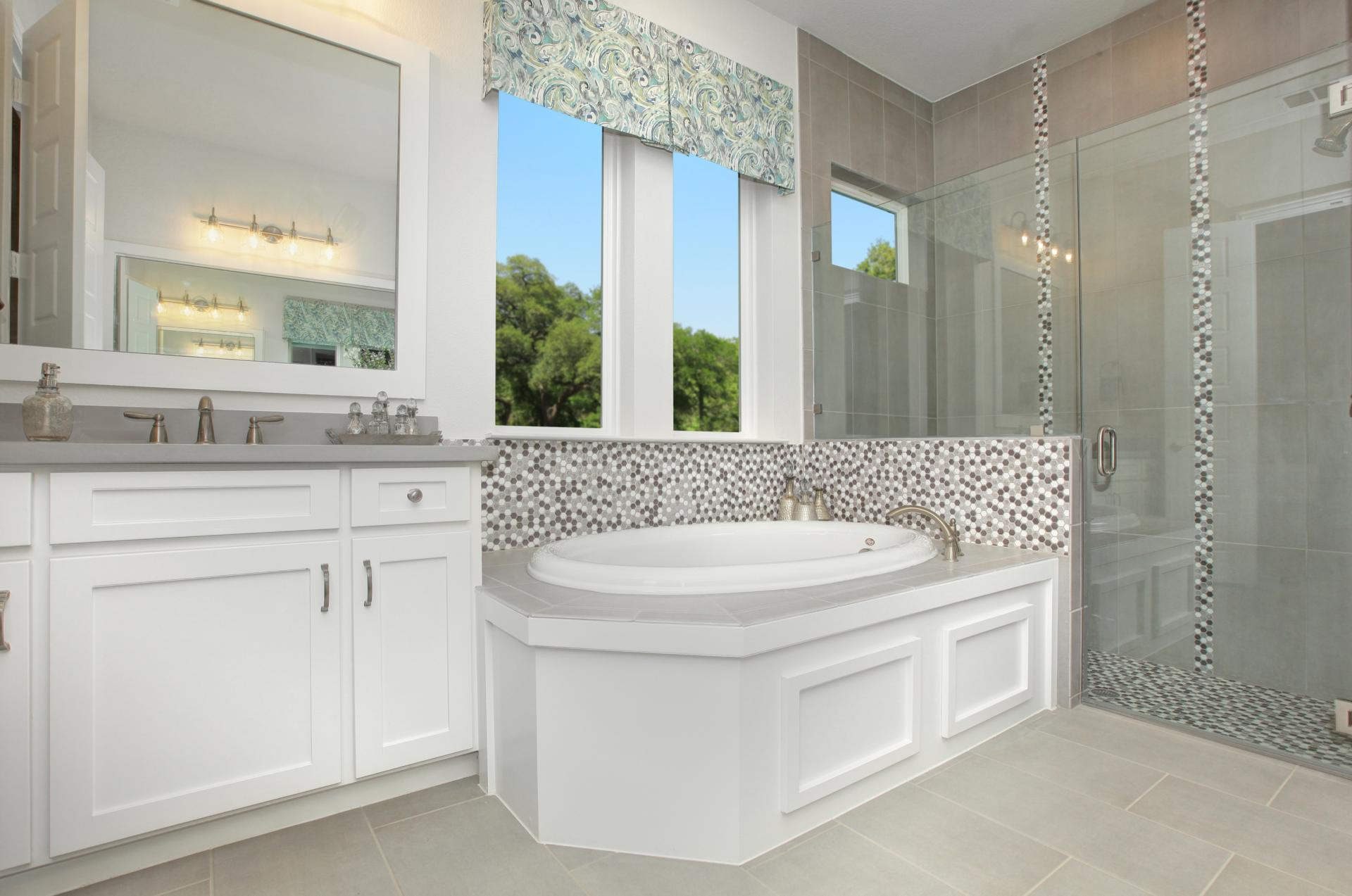 Bathroom featured in the Parkhill By Drees Custom Homes in Dallas, TX