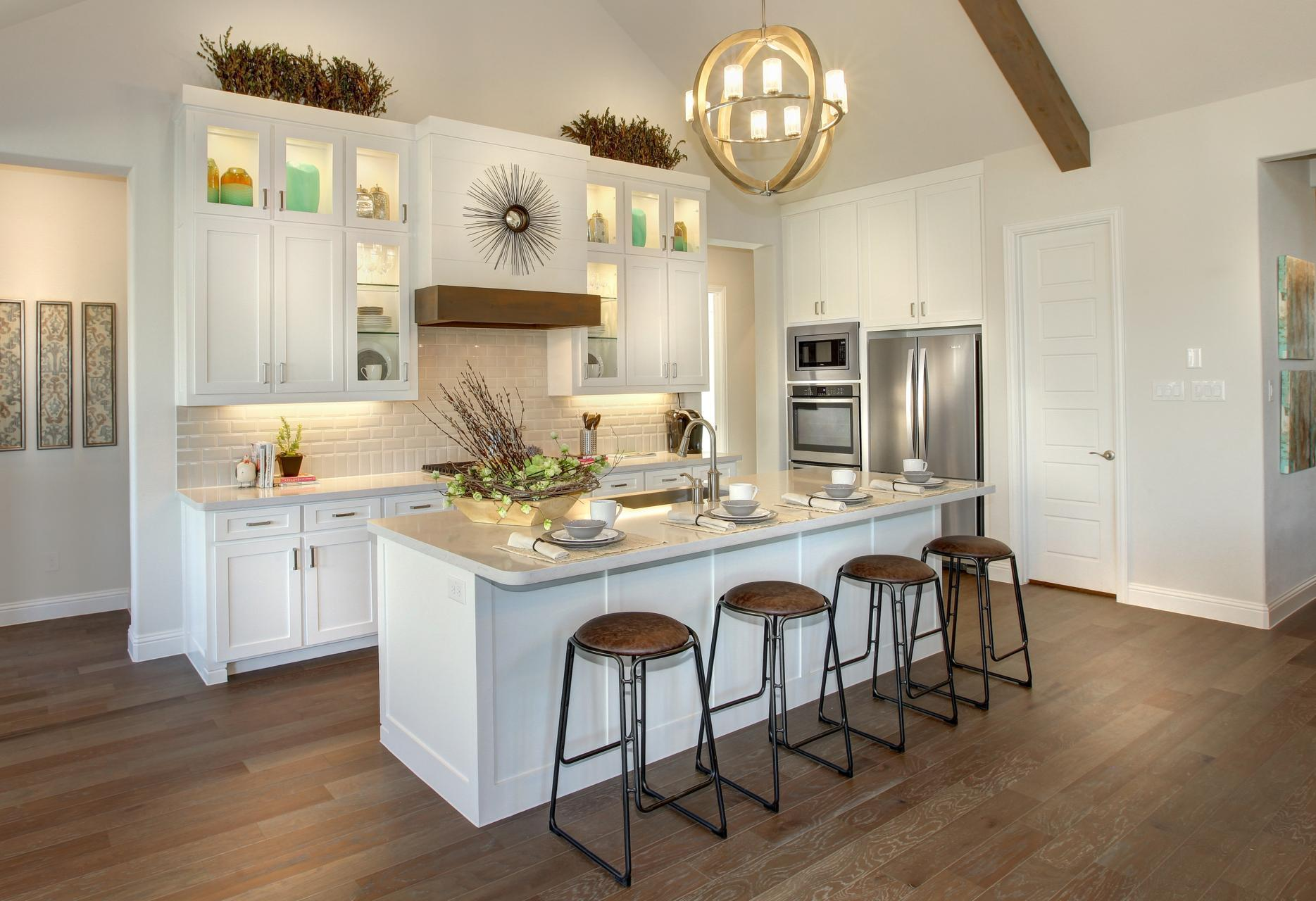 Kitchen-in-Parkhill-at-Light Farms-in-Celina