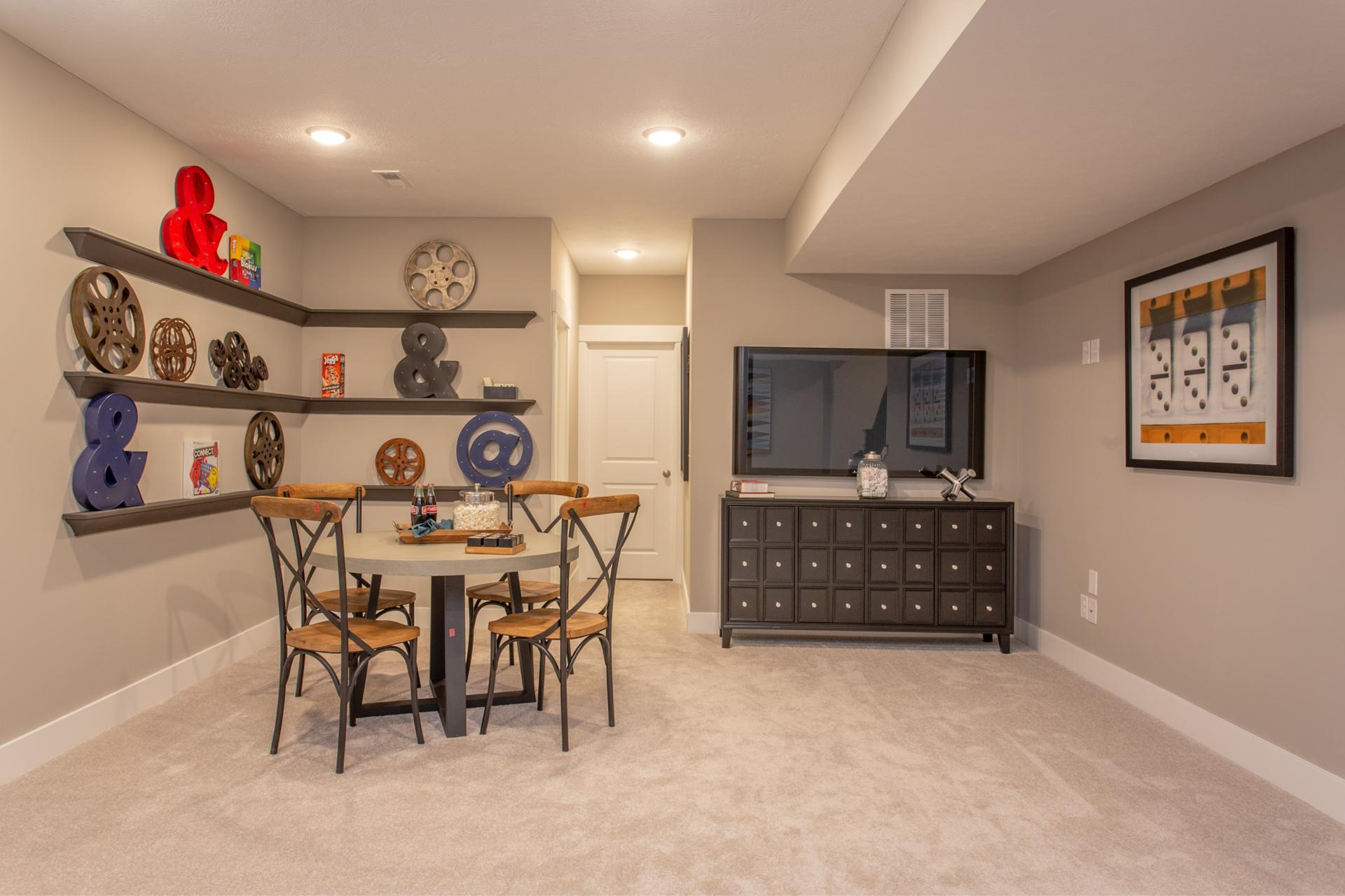 Living Area featured in the Ashton By Drees Homes in Cleveland, OH