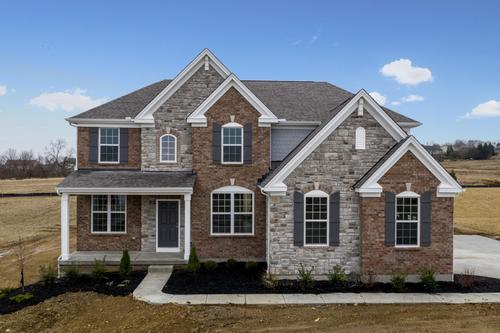 Shannon Ridge by Drees Homes in Cincinnati Ohio