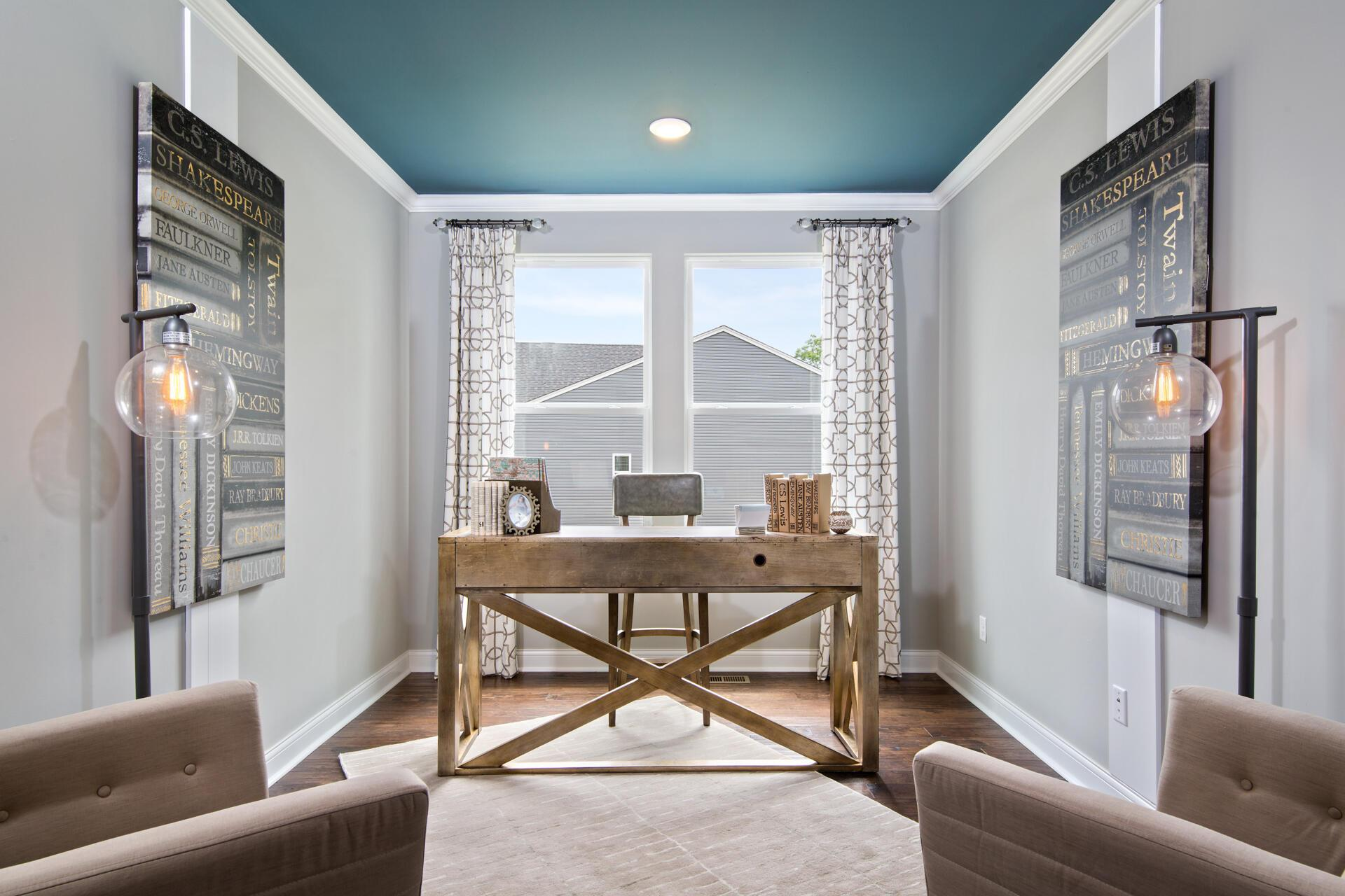 Living Area featured in the Clearwater By Drees Homes in Cincinnati, KY