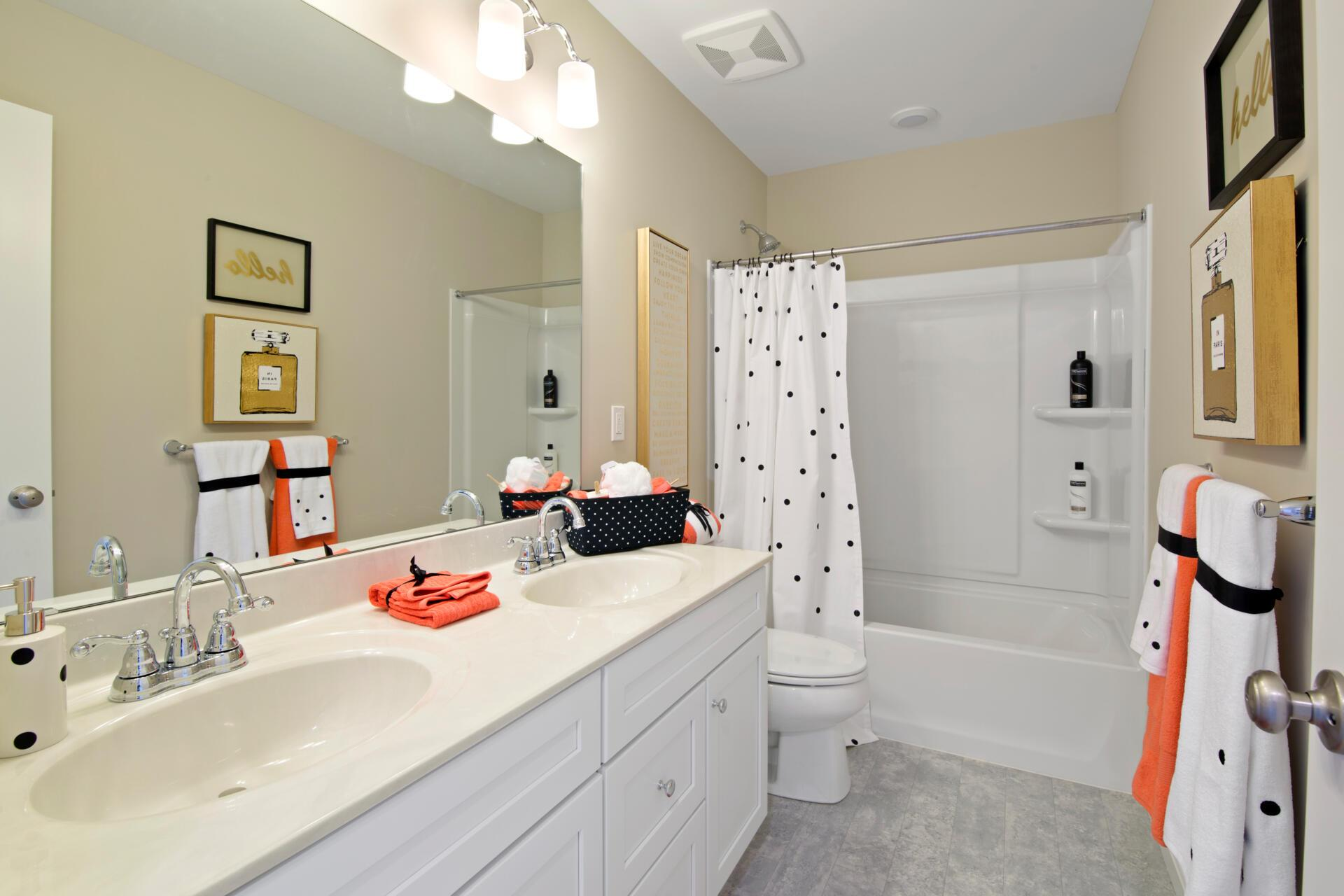 Bathroom featured in the Quentin By Drees Homes in Cincinnati, KY