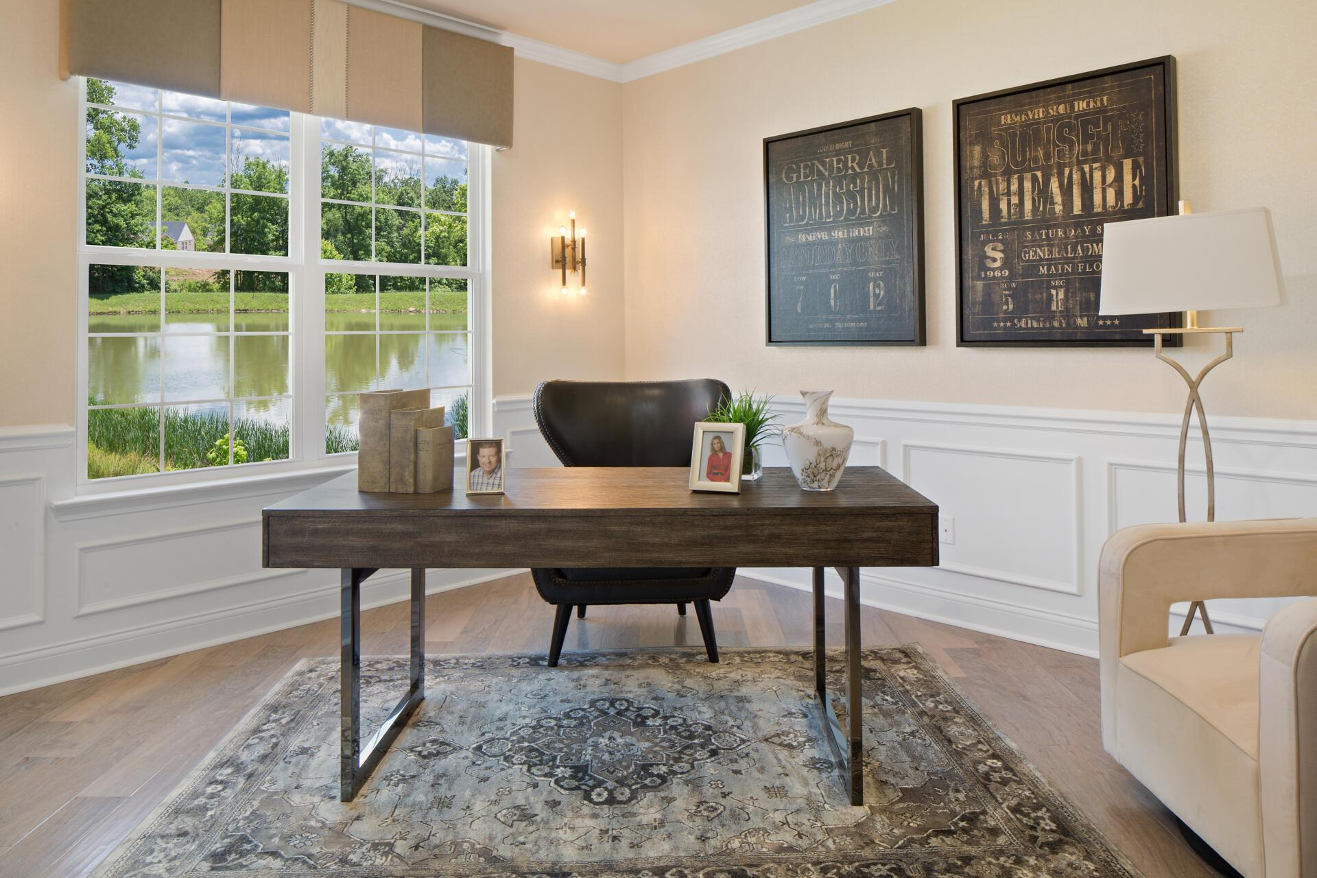 Living Area featured in the Hialeah By Drees Homes in Cincinnati, OH