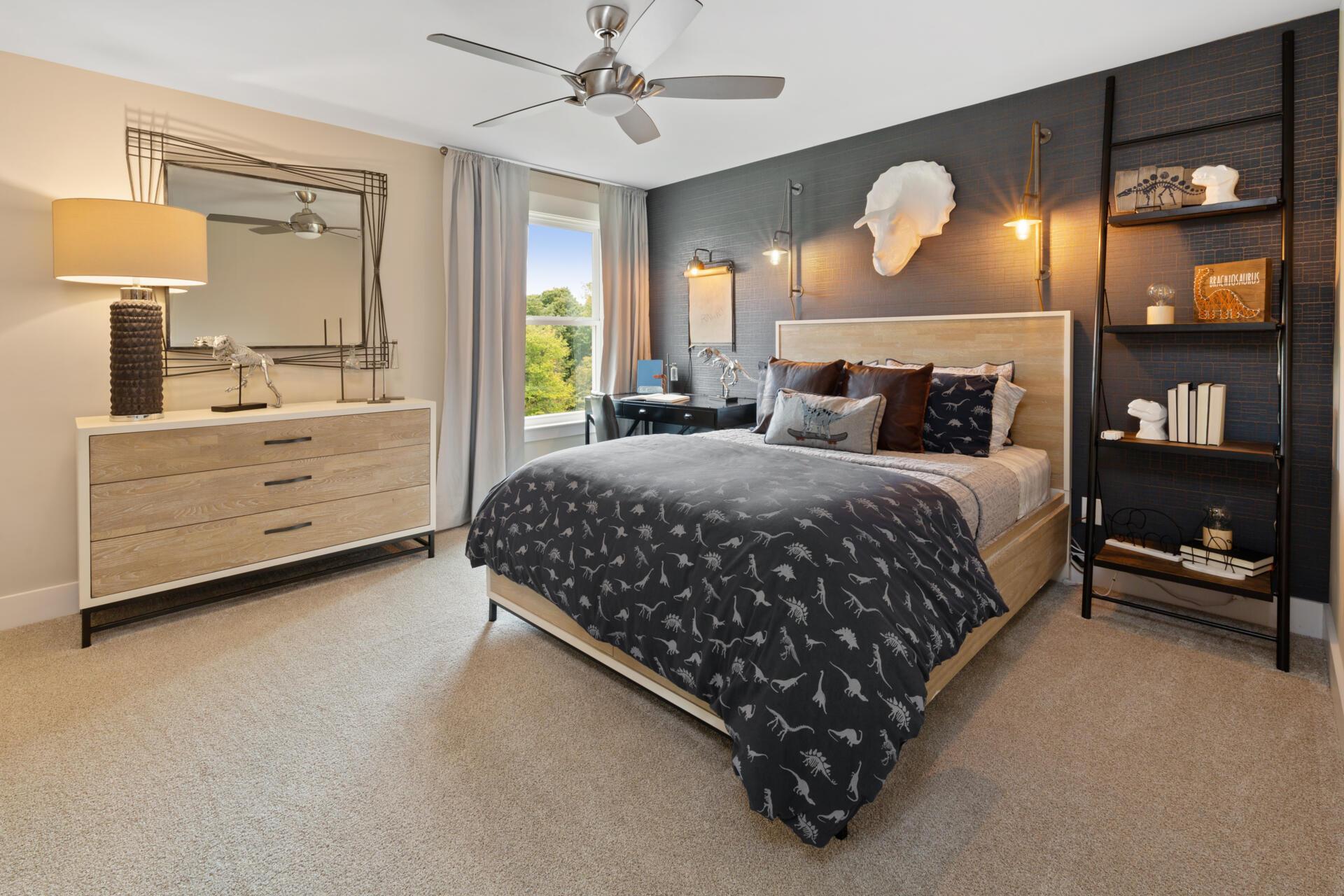 Bedroom featured in the Vanderburgh By Drees Homes in Cincinnati, OH