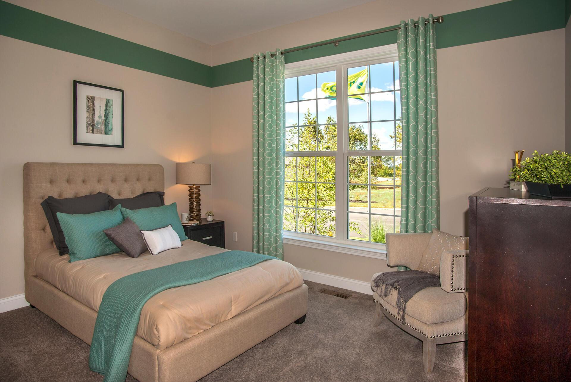 Bedroom featured in the Naples By Drees Homes in Cincinnati, KY