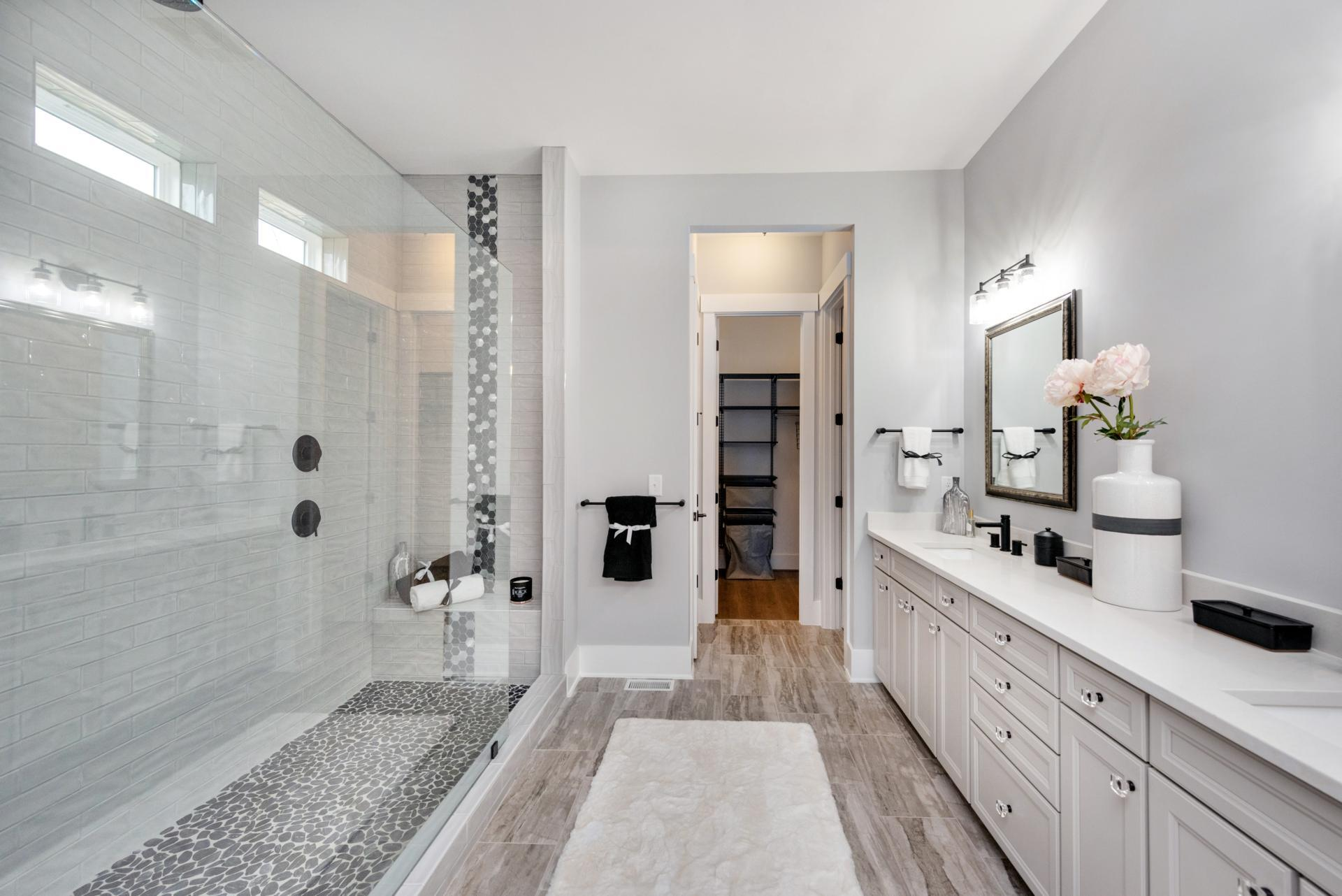 Bathroom featured in the Woodbury By Drees Homes in Raleigh-Durham-Chapel Hill, NC