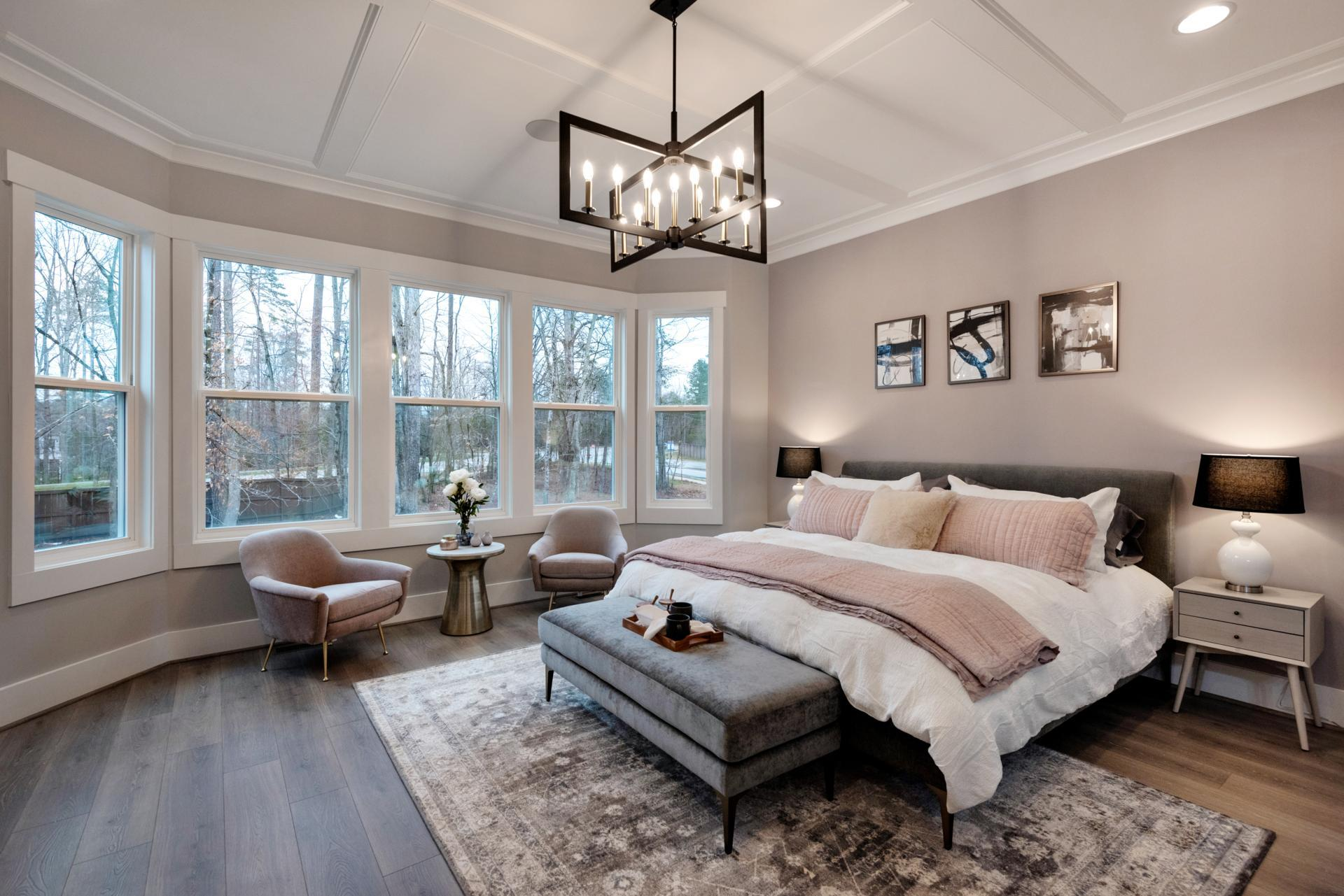 Bedroom featured in the Woodbury By Drees Homes in Raleigh-Durham-Chapel Hill, NC