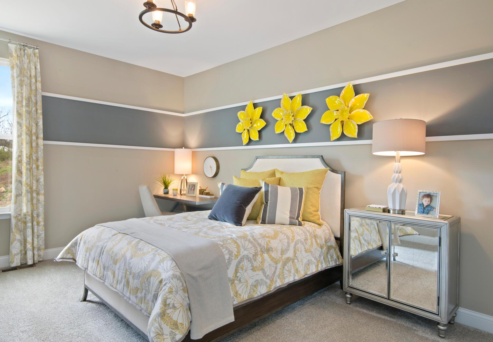 Bedroom featured in the Ash Lawn By Drees Homes in Cincinnati, OH