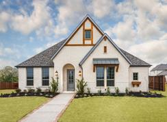 Marbella - Walsh 60': Aledo, Texas - Drees Custom Homes