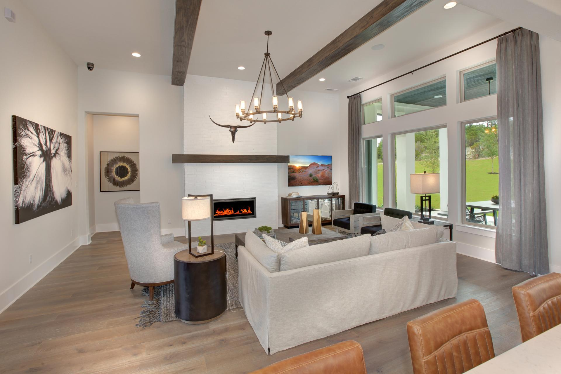 'Northgate Ranch' by Drees Custom Homes in Austin