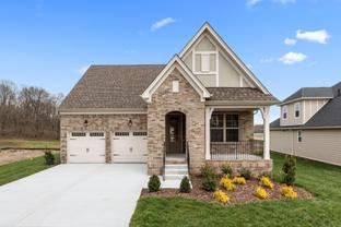 Abigail - Annecy - 55': Nolensville, Tennessee - Drees Homes