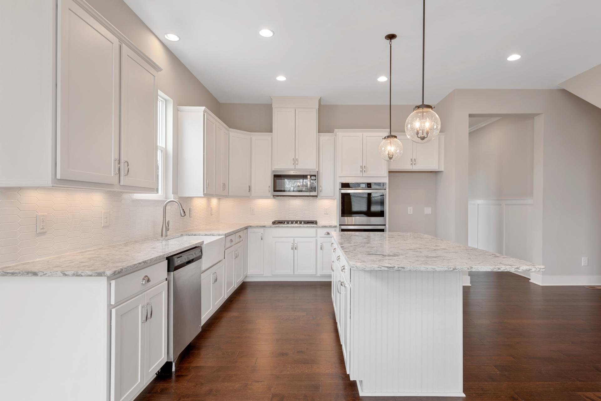 Kitchen featured in the Adeline By Drees Homes in Nashville, TN