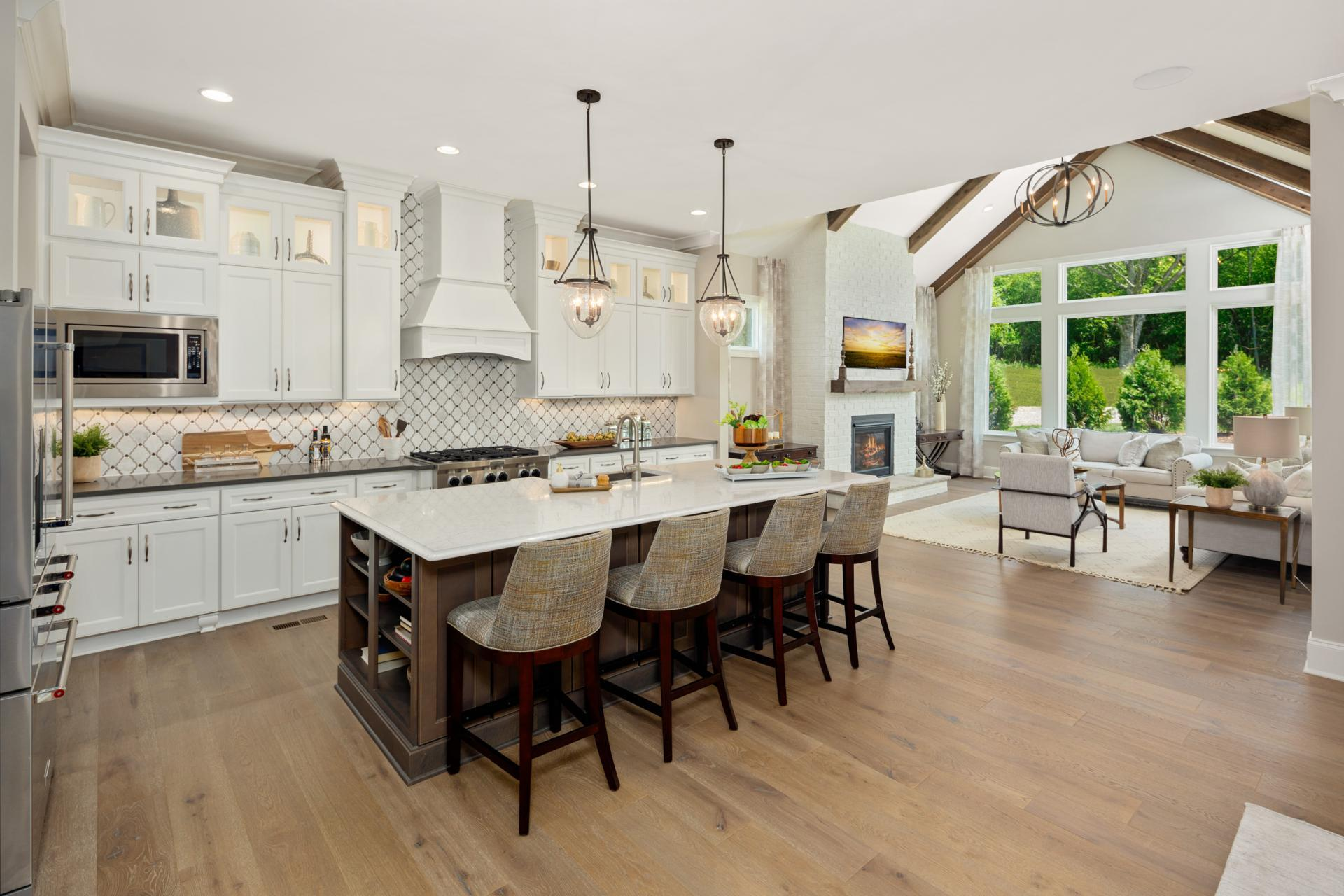 'Whistle Stop Farms' by Drees Homes in Nashville