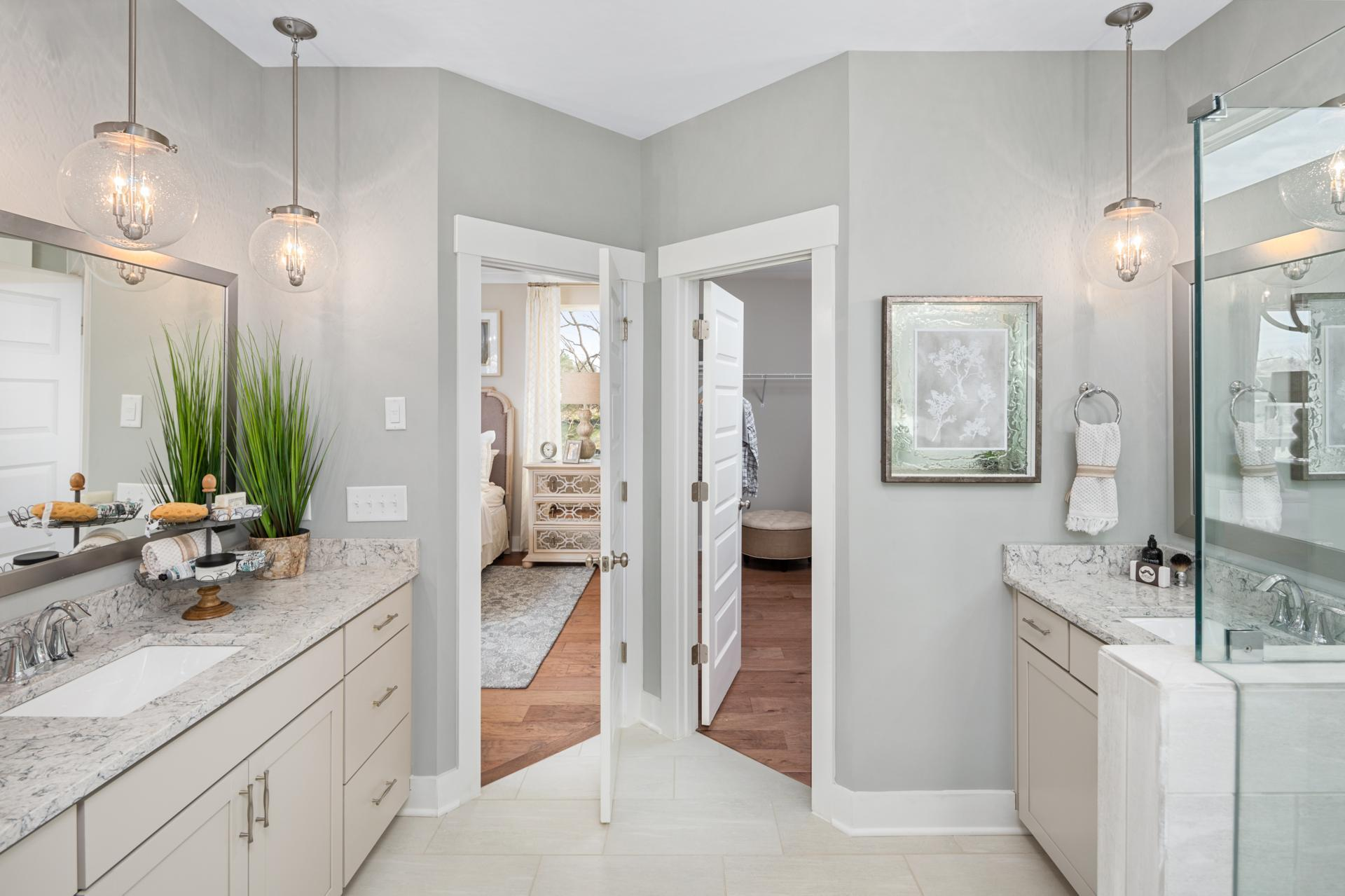 Bathroom featured in the Kinsley By Drees Homes in Nashville, TN