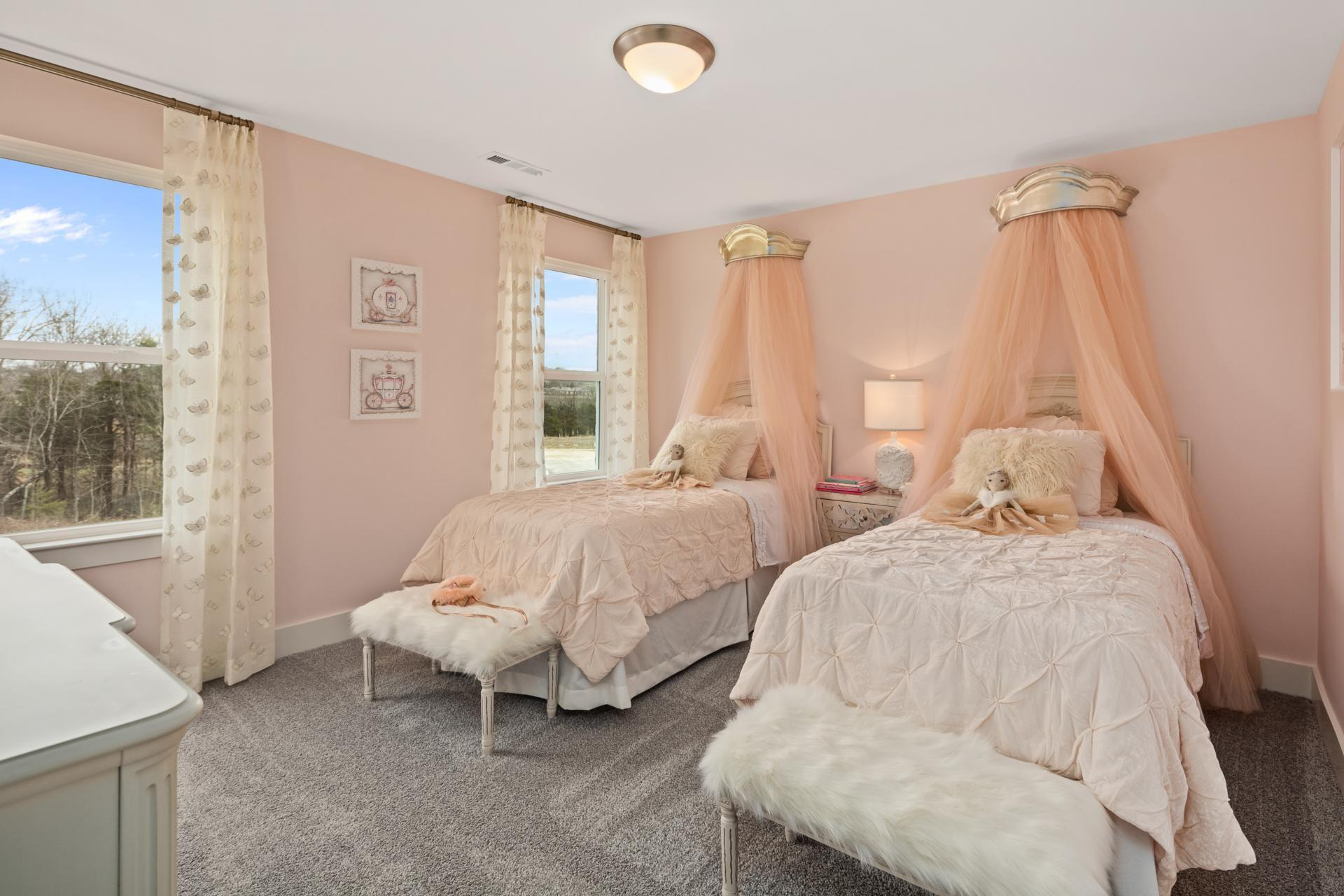 Bedroom featured in the Kinsley By Drees Homes in Nashville, TN