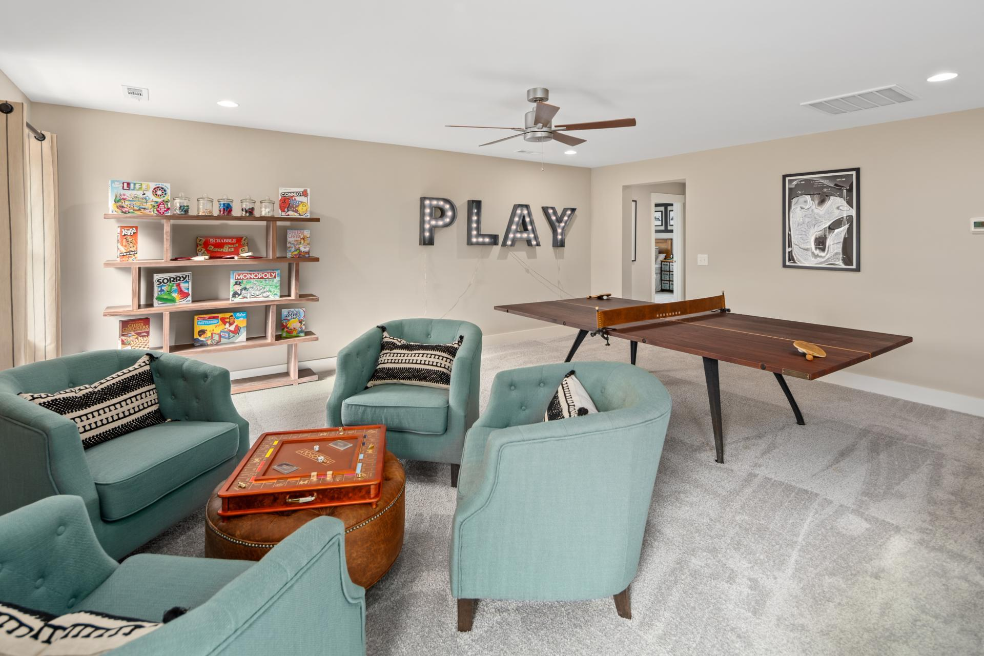 Living Area featured in the Kinsley By Drees Homes in Nashville, TN