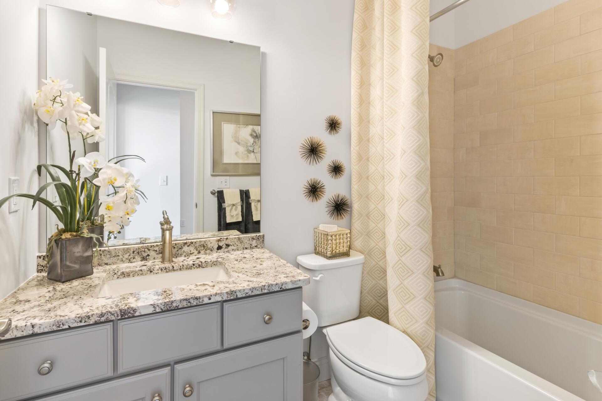 Bathroom featured in the Sarasota By Drees Homes in Indianapolis, IN