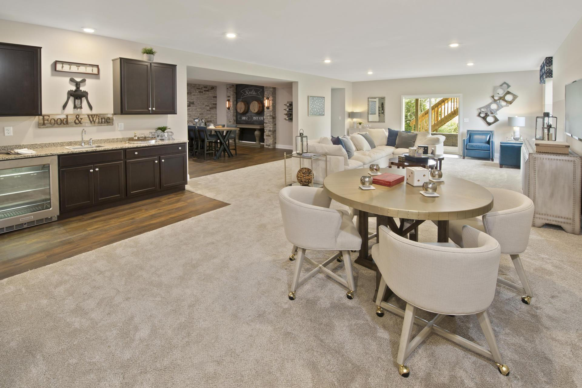 Living Area featured in the Clearwater By Drees Homes in Indianapolis, IN