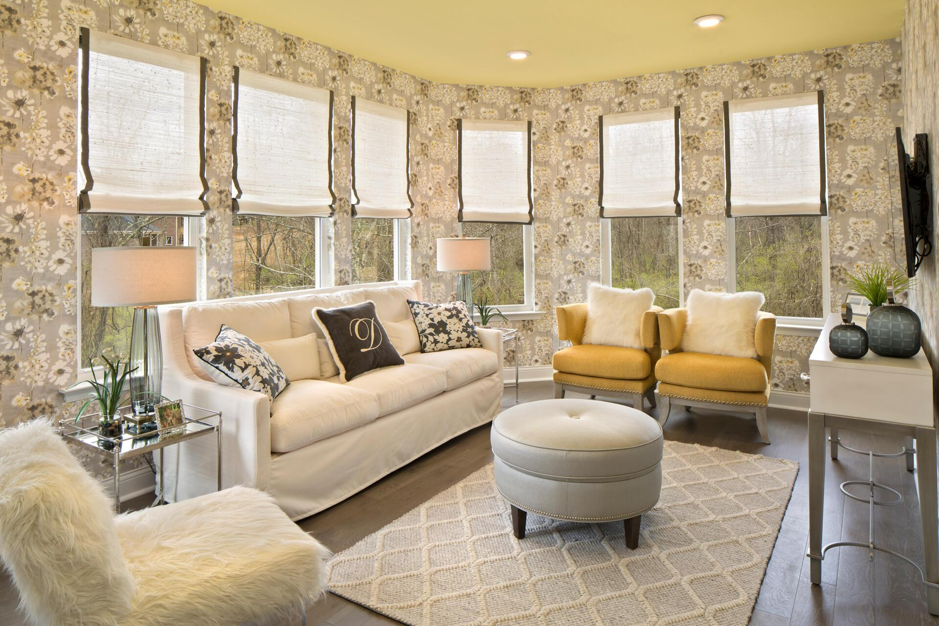 Living Area featured in the Ash Lawn By Drees Homes in Cincinnati, KY