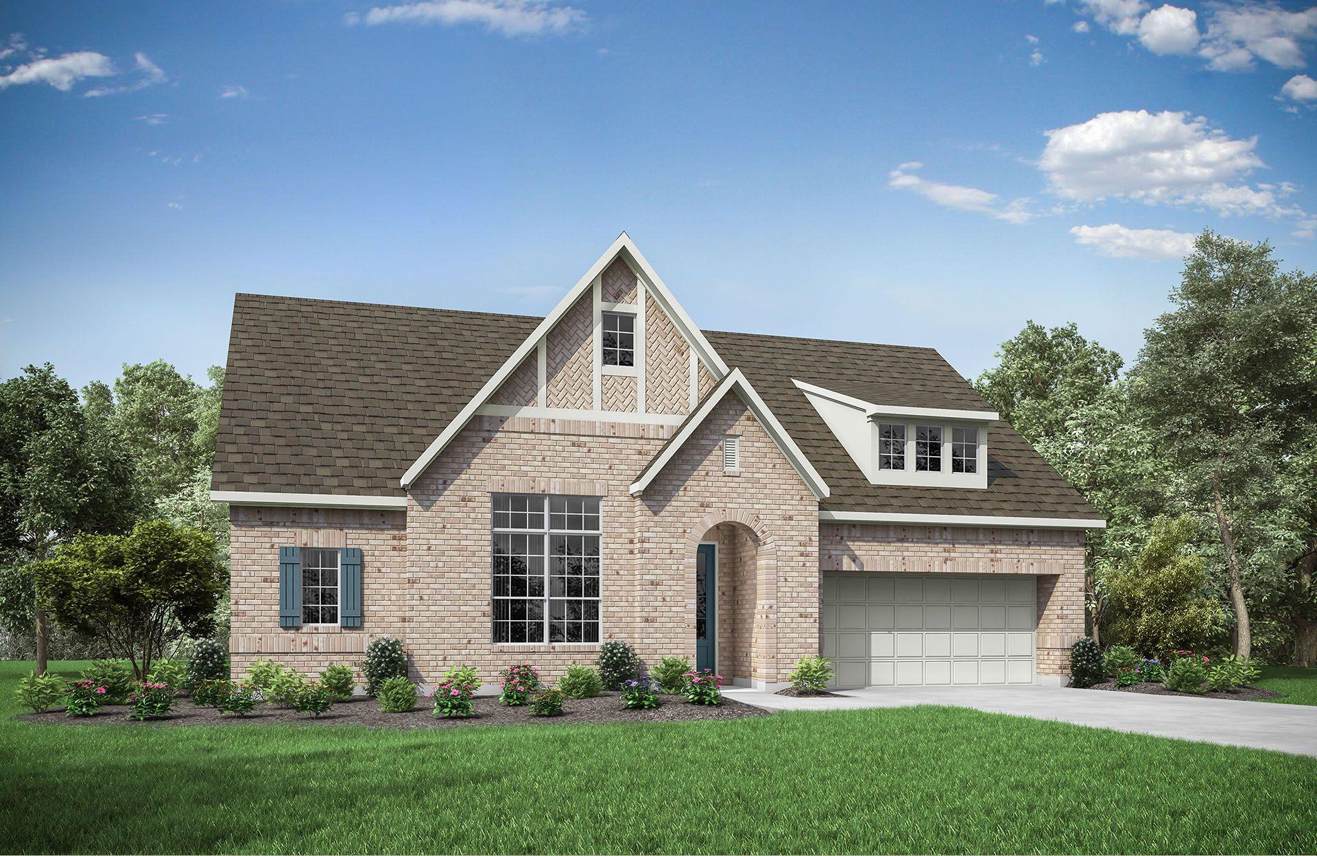 New Homes In Arlington Tx 520 Communities Newhomesource
