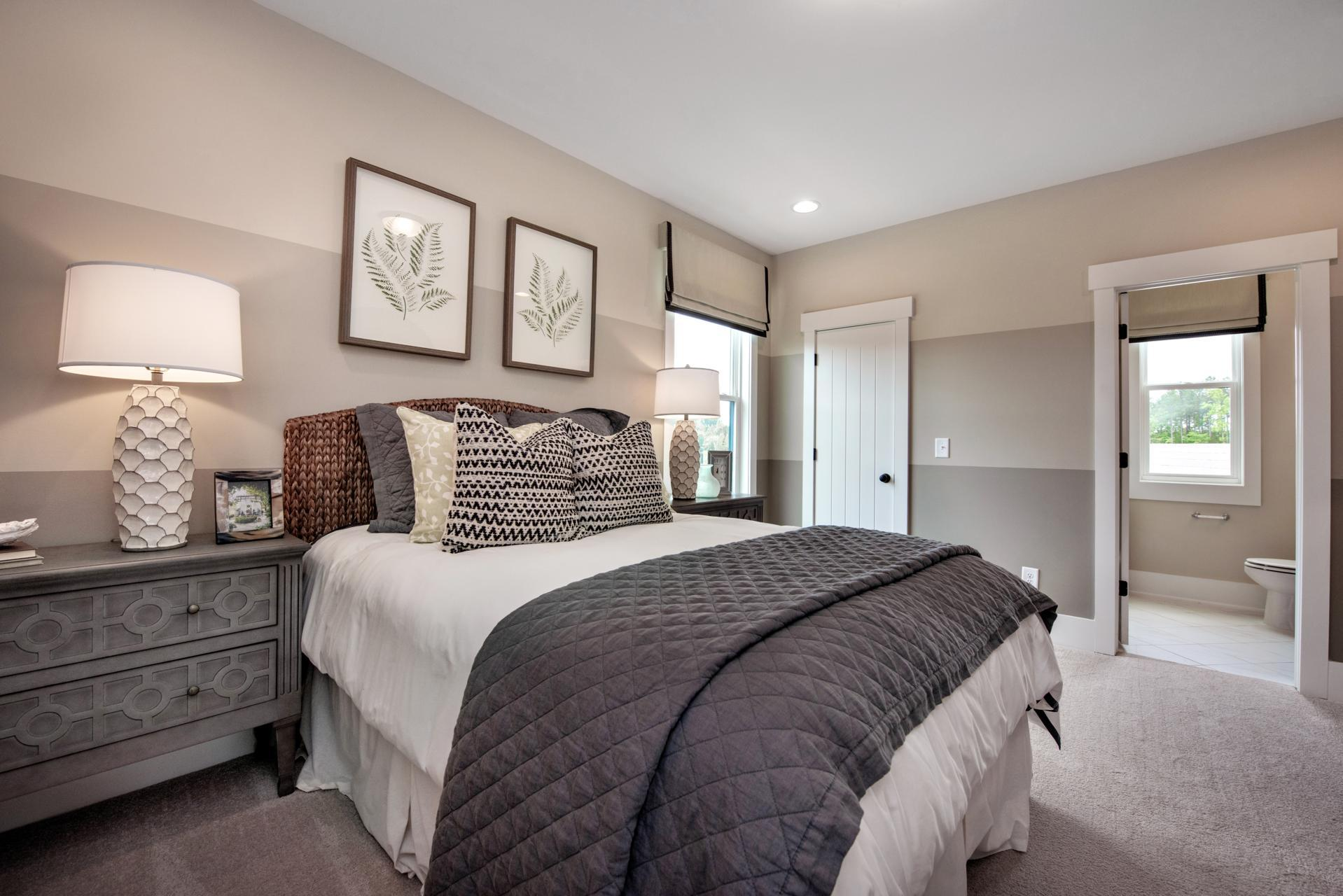 Bedroom featured in the Hadley By Drees Homes in Raleigh-Durham-Chapel Hill, NC
