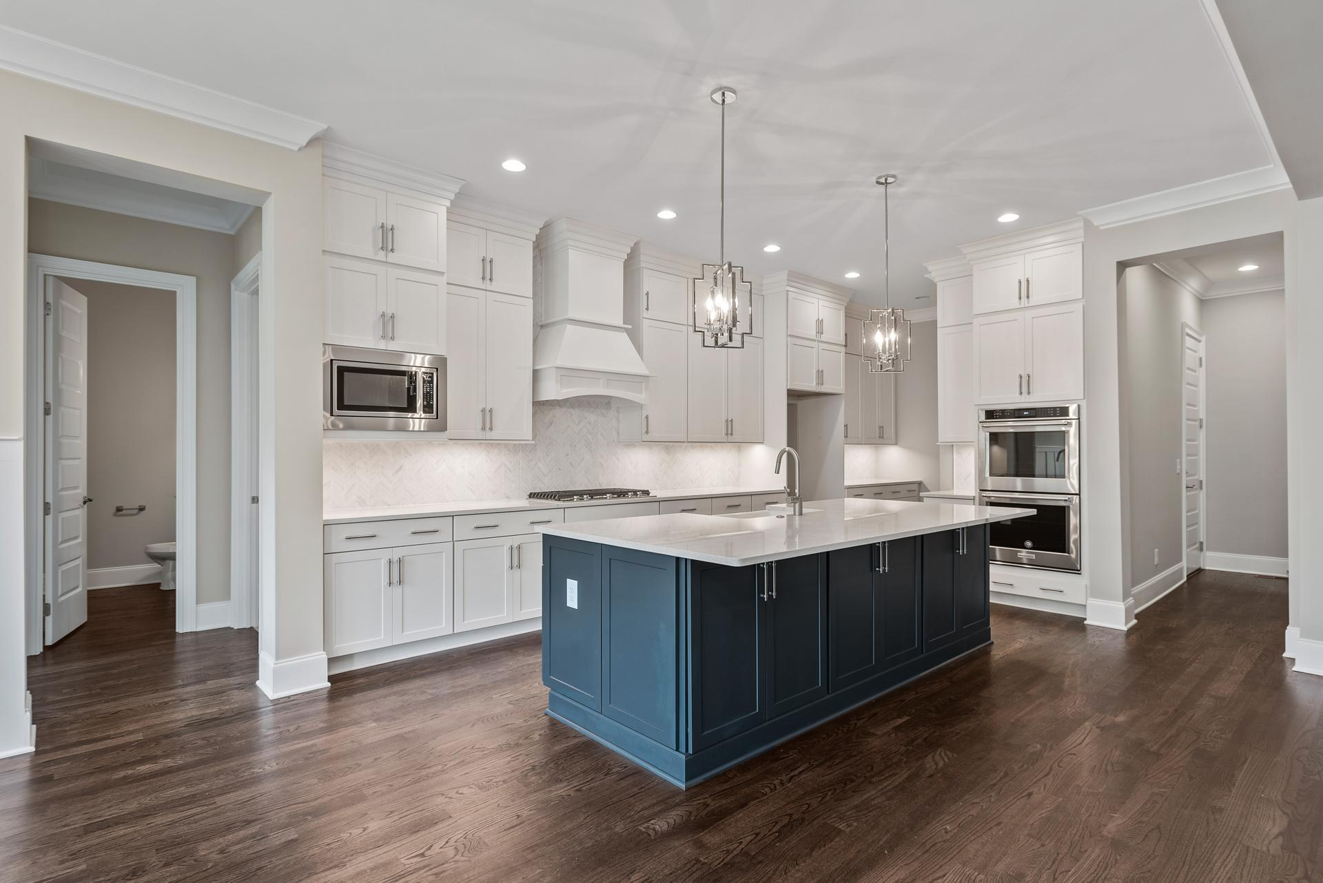 Kitchen featured in the Somerville By Drees Homes in Nashville, TN