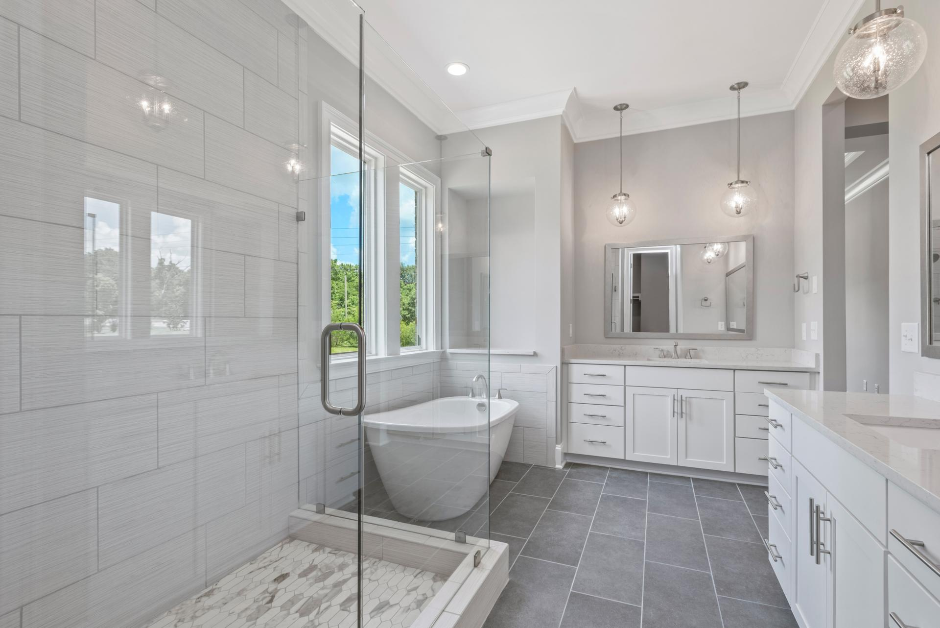 Bathroom featured in the Somerville By Drees Homes in Nashville, TN