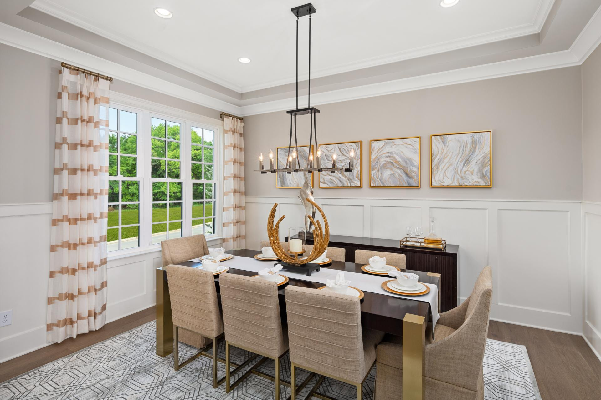 Living Area featured in the Belterra By Drees Homes in Nashville, TN