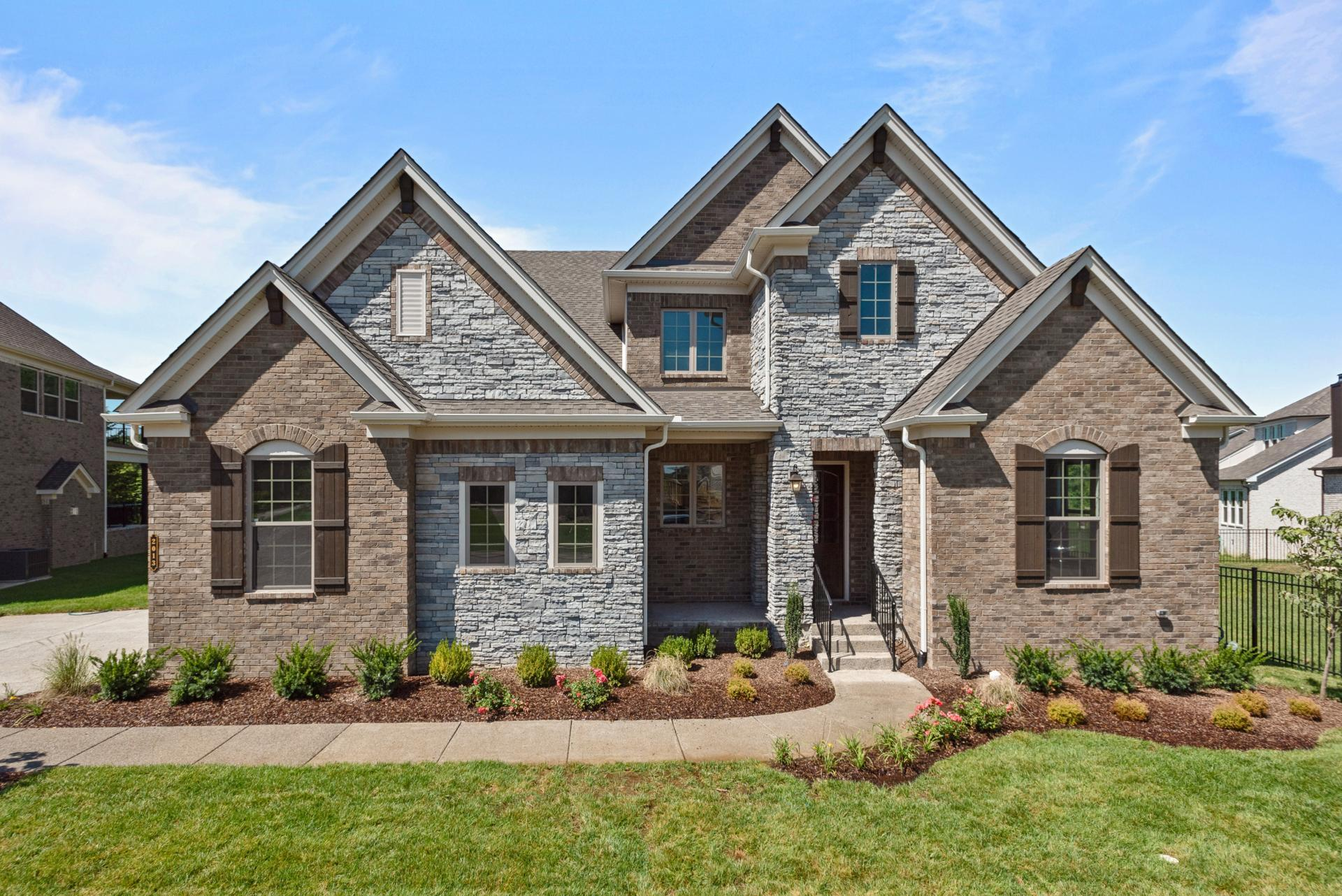 Drees Homes New Home Plans in Franklin TN   NewHomeSource on