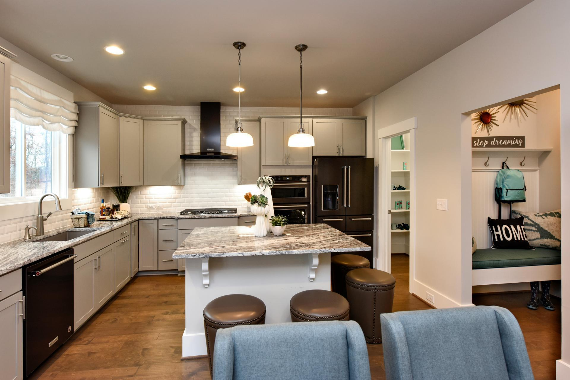Kitchen featured in the Trawick By Drees Homes in Raleigh-Durham-Chapel Hill, NC