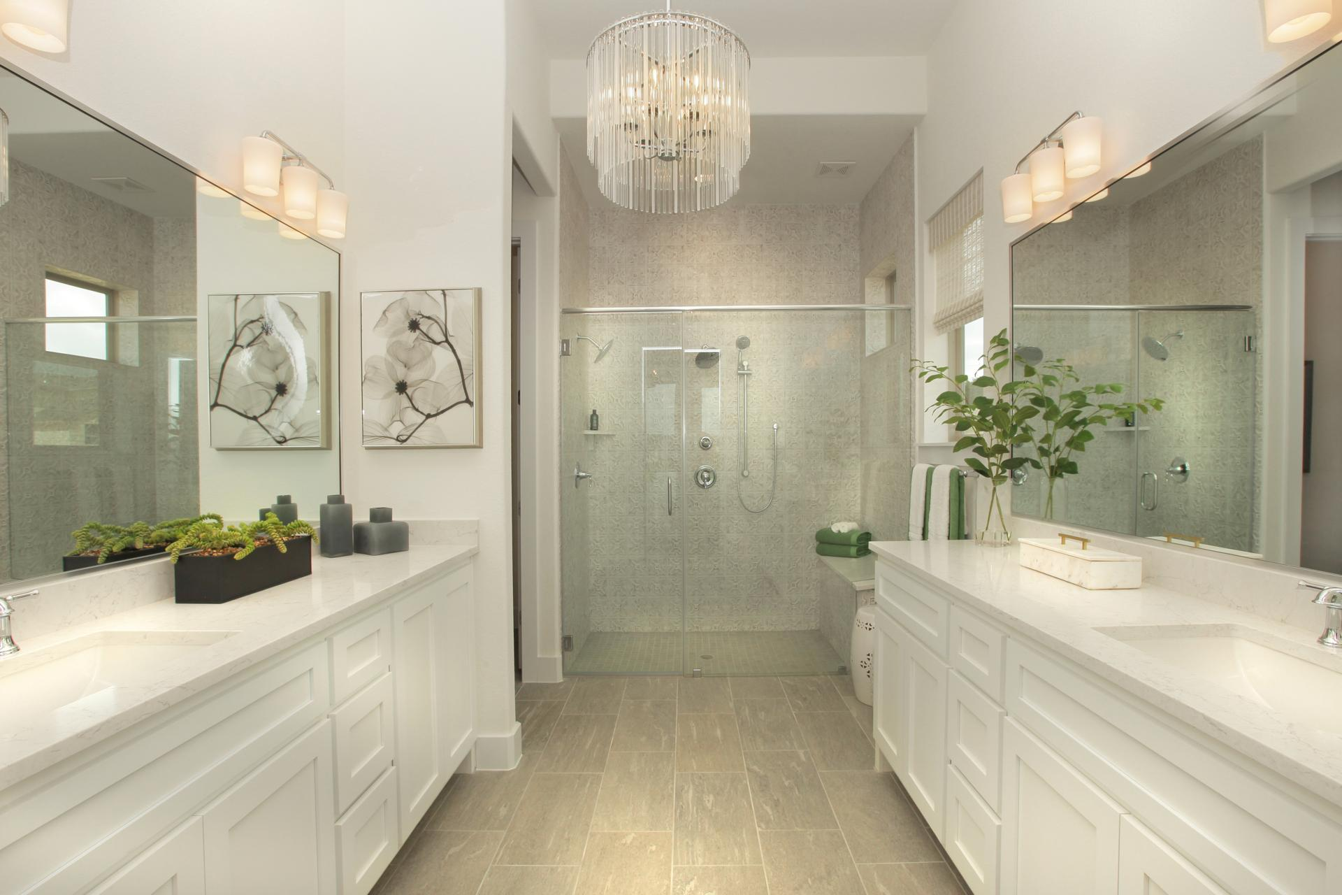 Bathroom featured in the Brady By Drees Custom Homes in Houston, TX