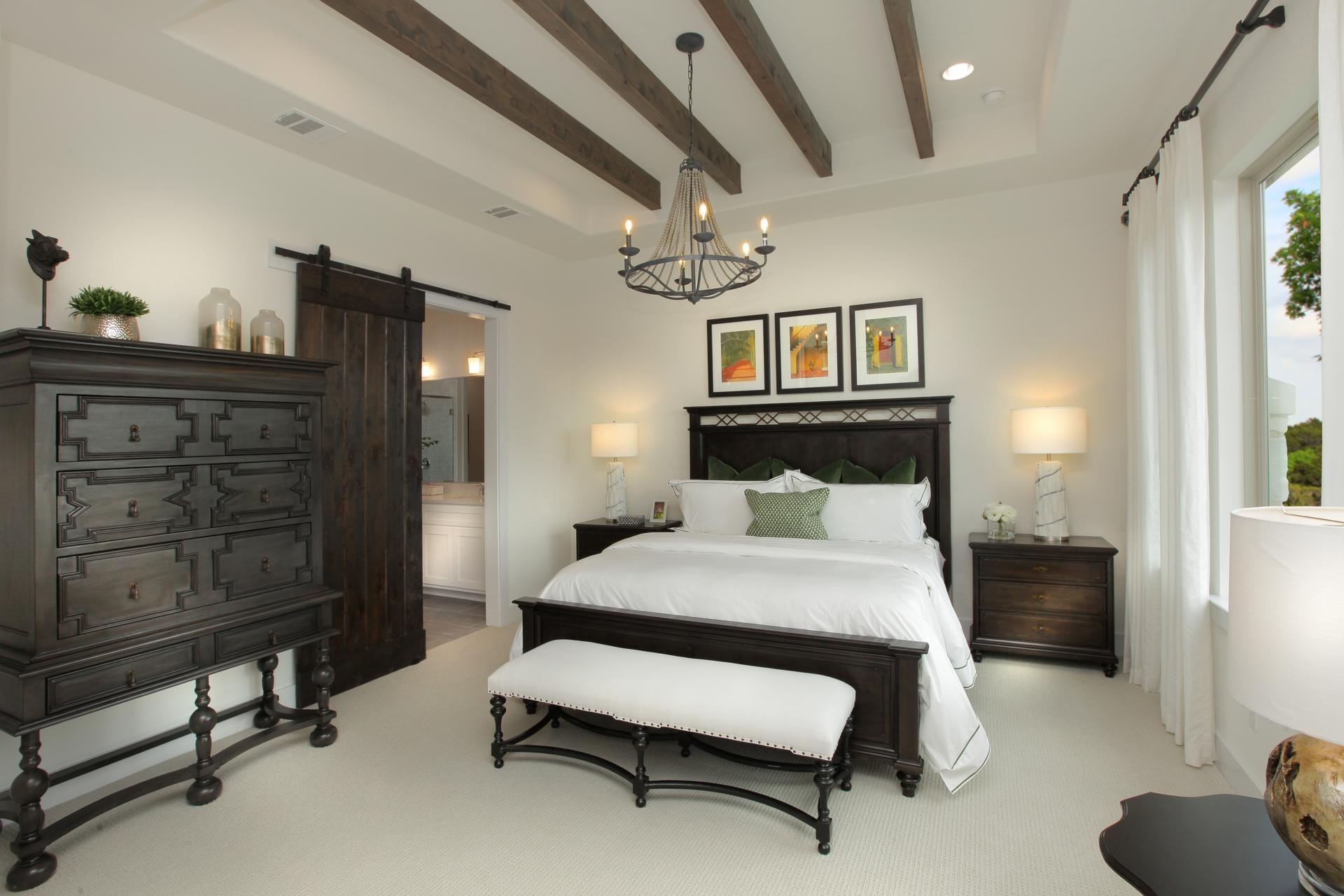 Bedroom featured in the Brady By Drees Custom Homes in Houston, TX