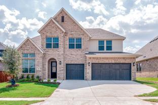 Sumlin - South Pointe 65': Mansfield, Texas - Drees Custom Homes