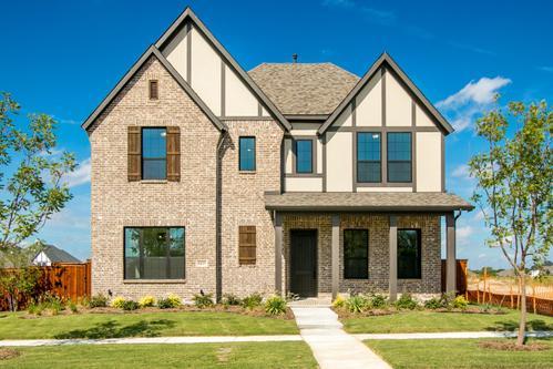 15 Drees Custom Homes Communities In Frisco Tx Newhomesource