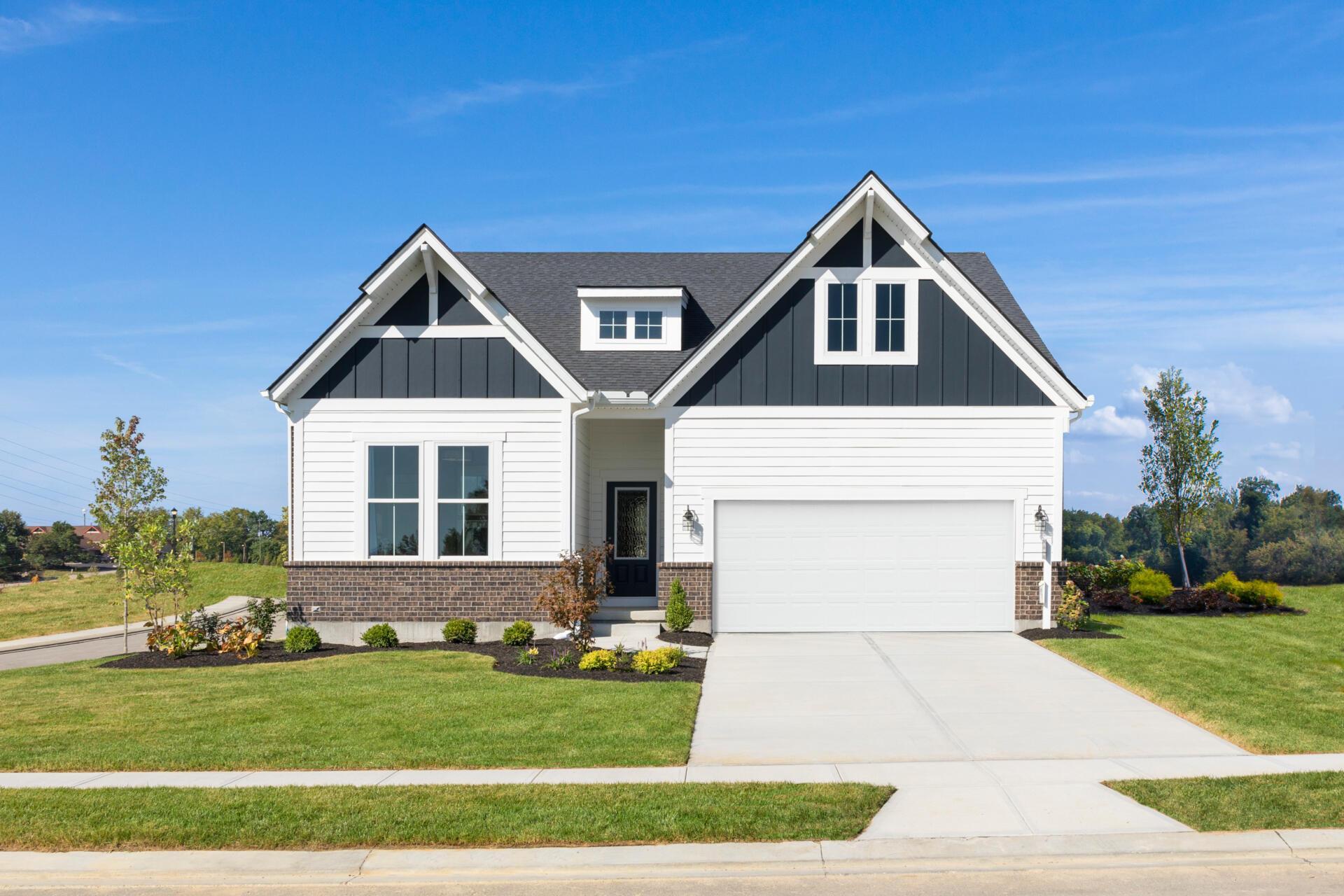 'Southwick' by Drees Homes in Cincinnati