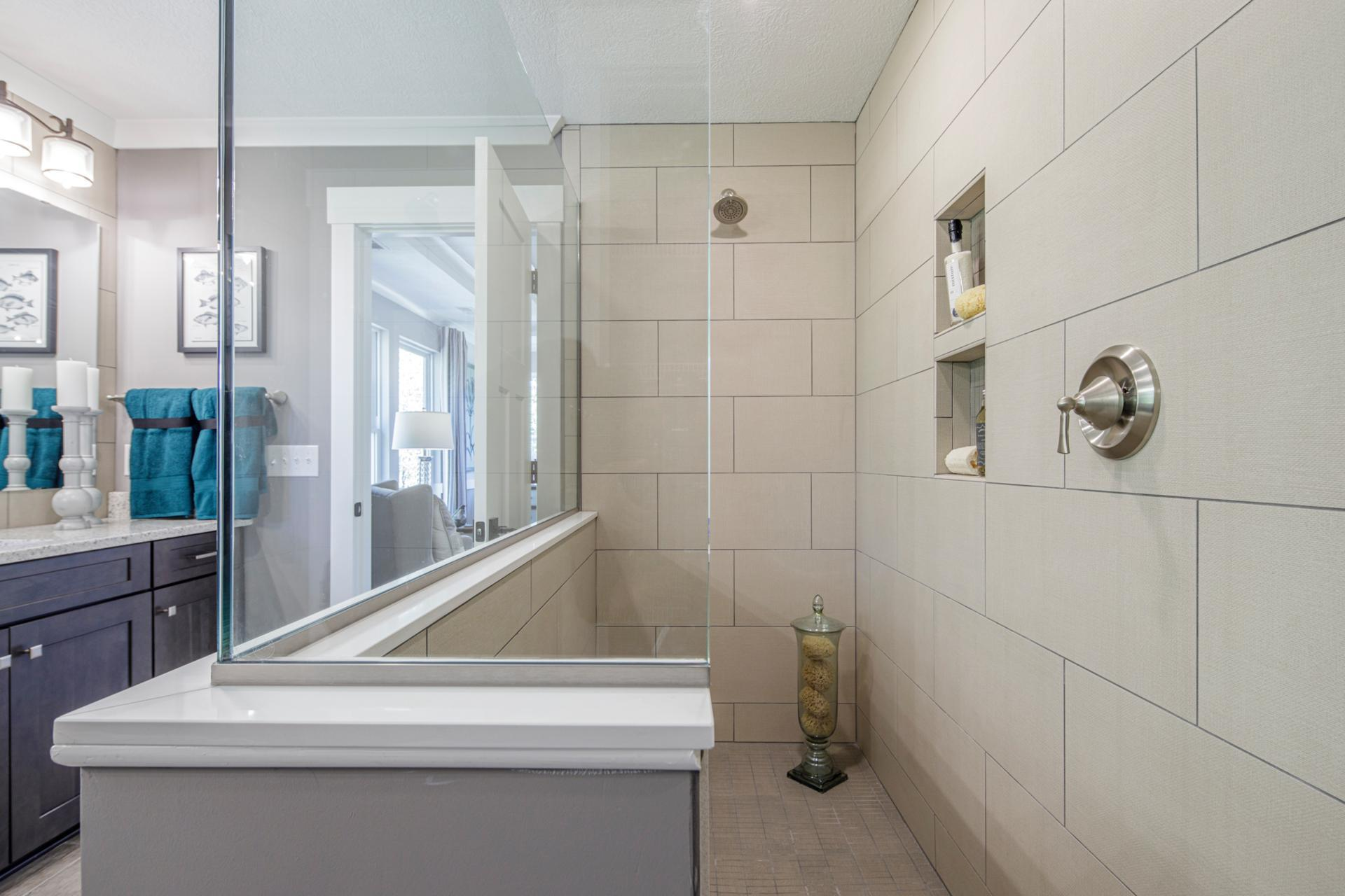 Bathroom featured in the Vanderburgh By Drees Homes in Cleveland, OH