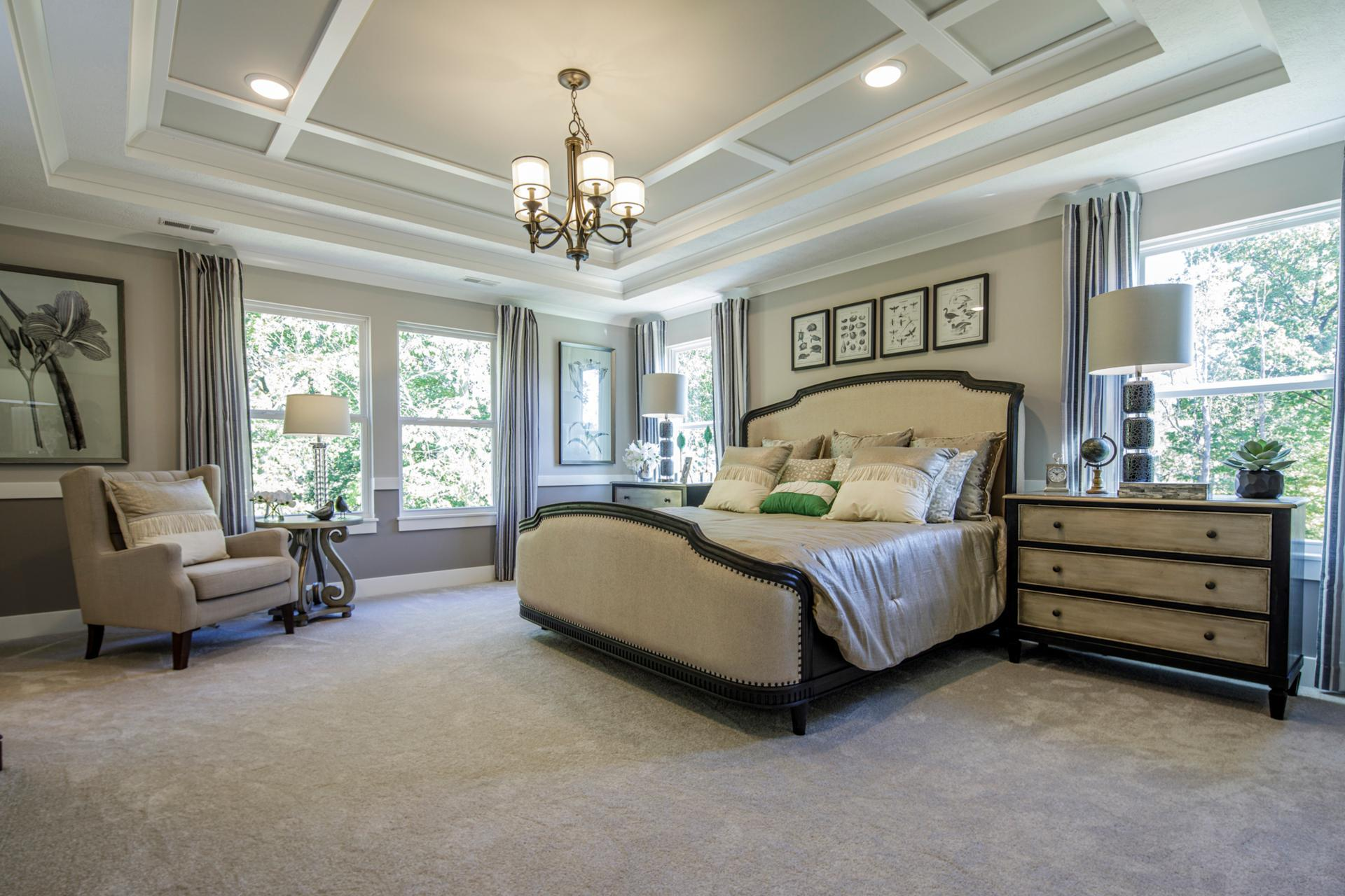 'The Estates of Columbia Ridge' by Drees Homes in Cleveland
