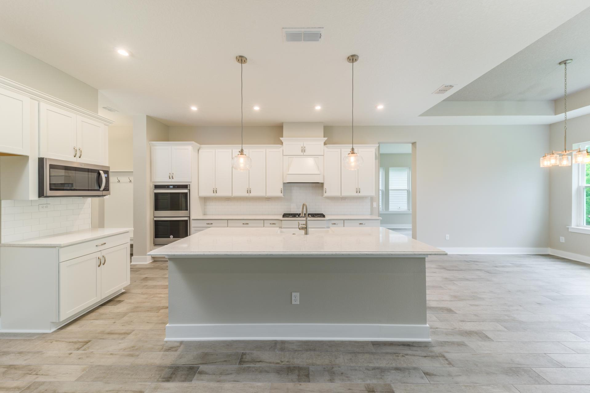 Kitchen featured in the Crestmoore II By Drees Homes in Jacksonville-St. Augustine, FL