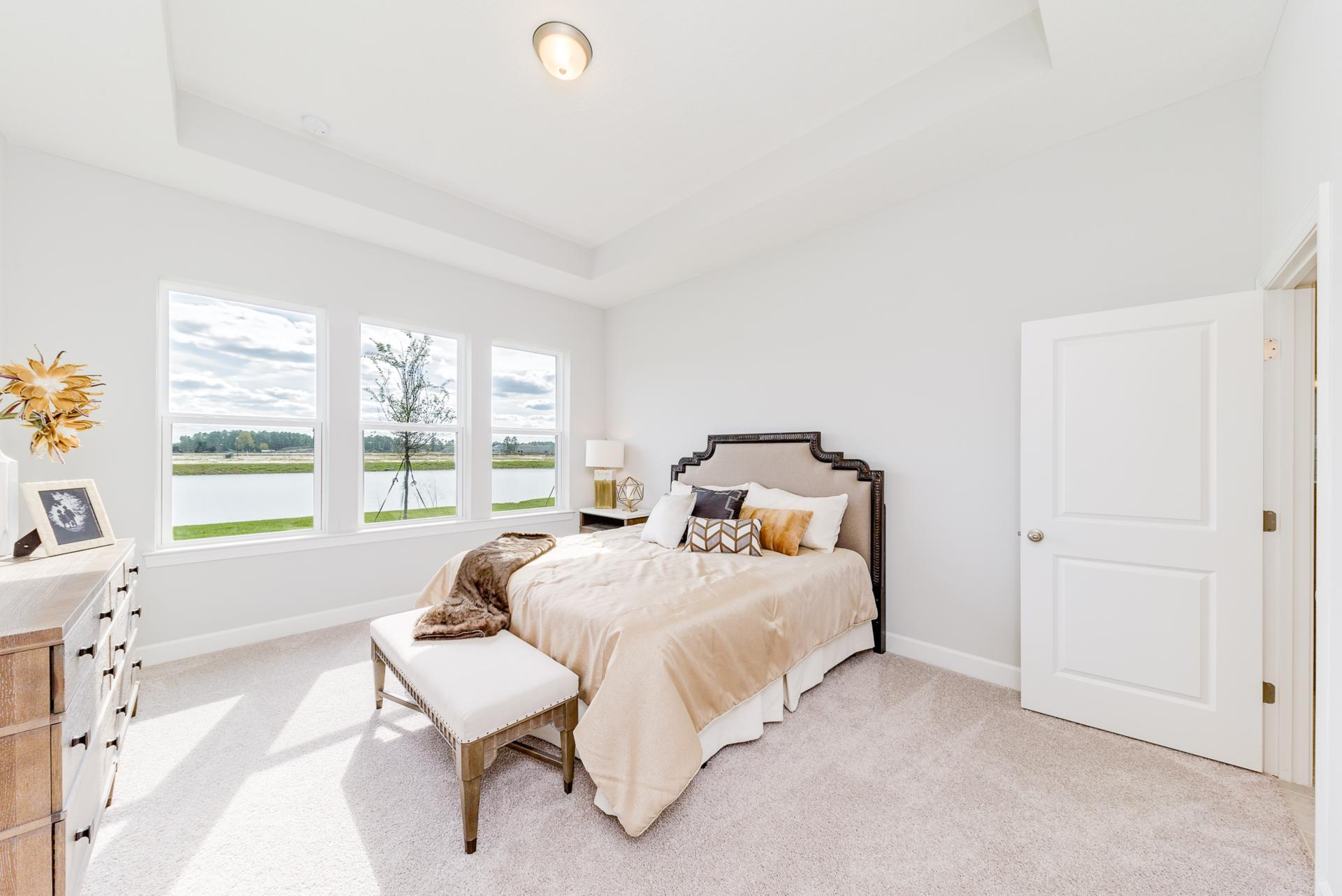Bedroom featured in the Chapman By Drees Homes in Jacksonville-St. Augustine, FL
