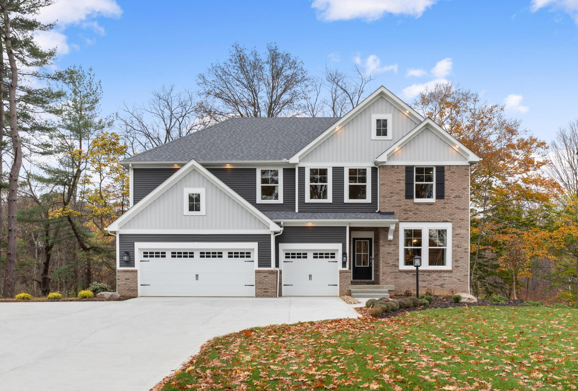 Exterior featured in the Vanderburgh By Drees Homes in Cleveland, OH
