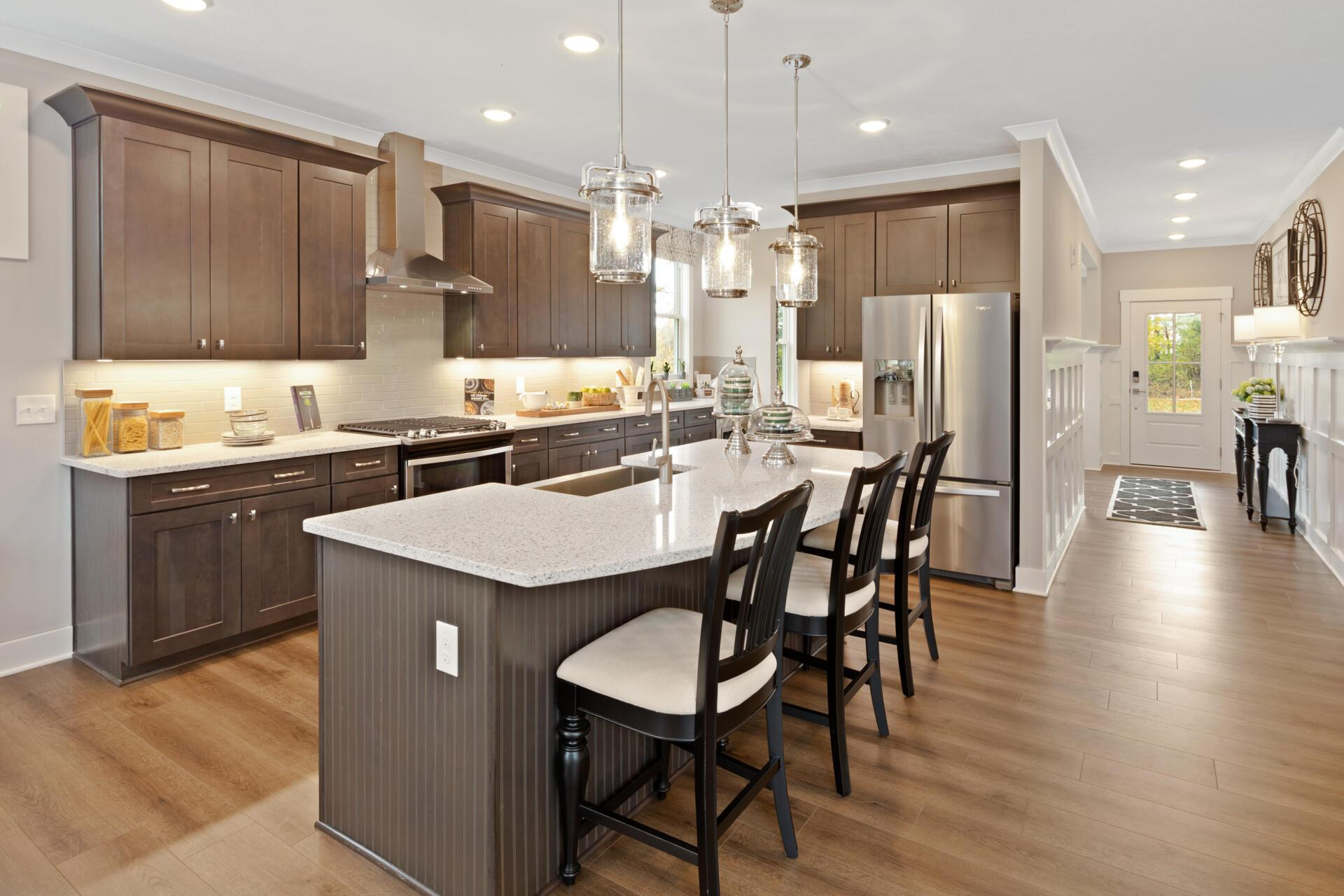 'Wolf Run' by Drees Homes in Cleveland