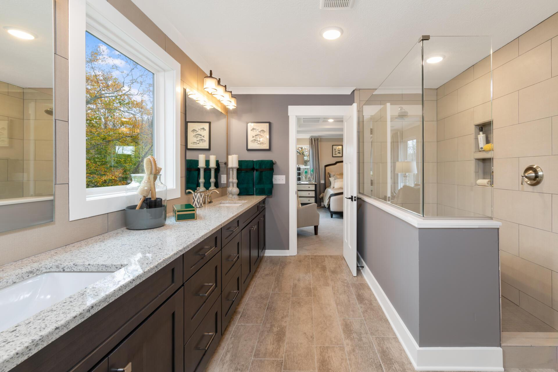 'Pine Lakes Crossing' by Drees Homes in Cleveland