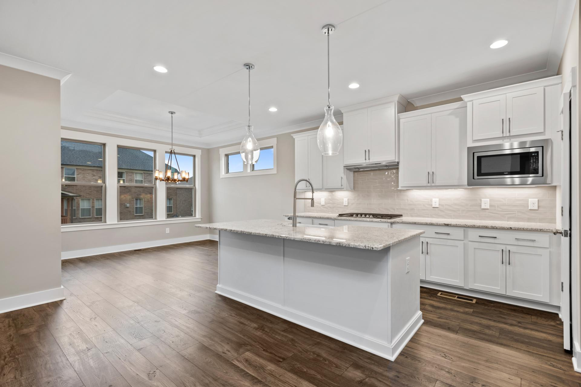 Kitchen featured in the Marshall By Drees Homes in Nashville, TN
