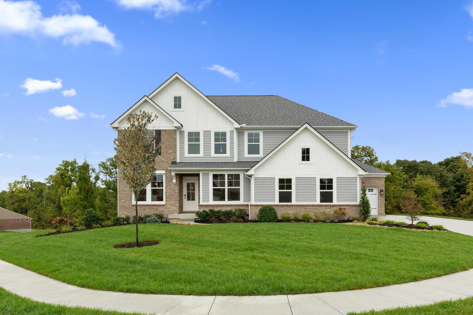 Exterior featured in the Vanderburgh By Drees Homes in Cincinnati, OH