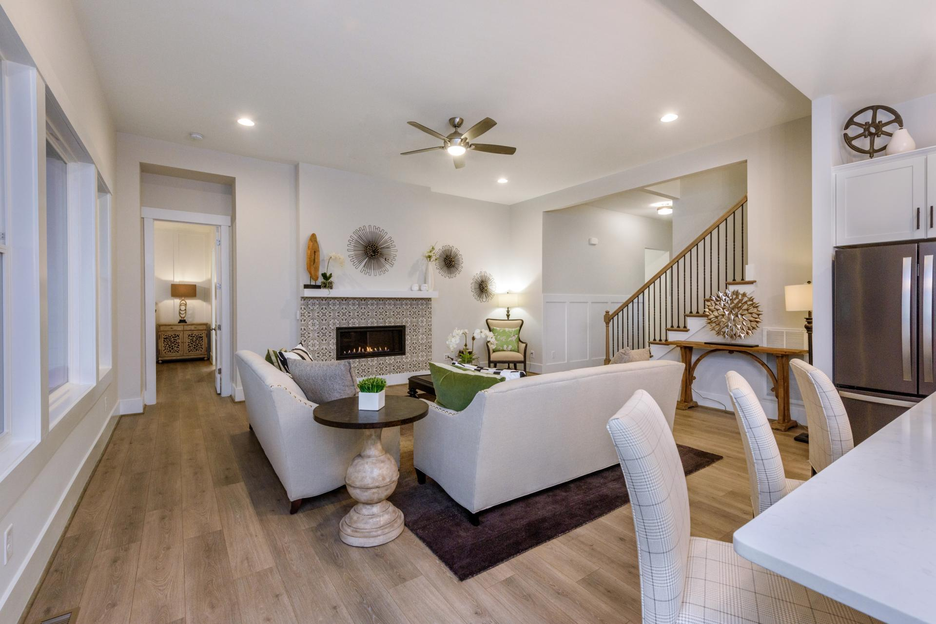 Living Area featured in the Finley By Drees Homes in Raleigh-Durham-Chapel Hill, NC
