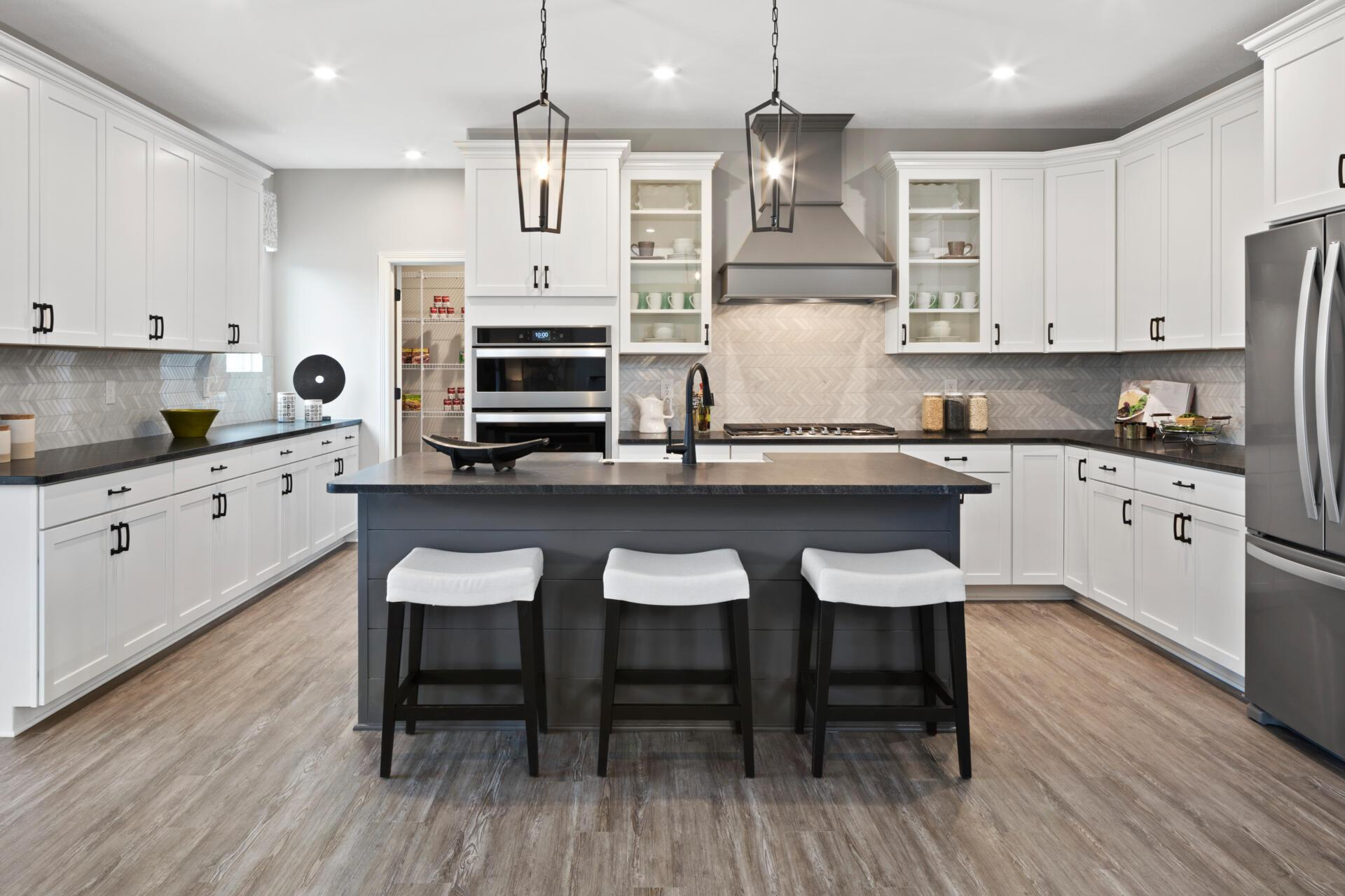Kitchen featured in the Buchanan By Drees Homes in Indianapolis, IN