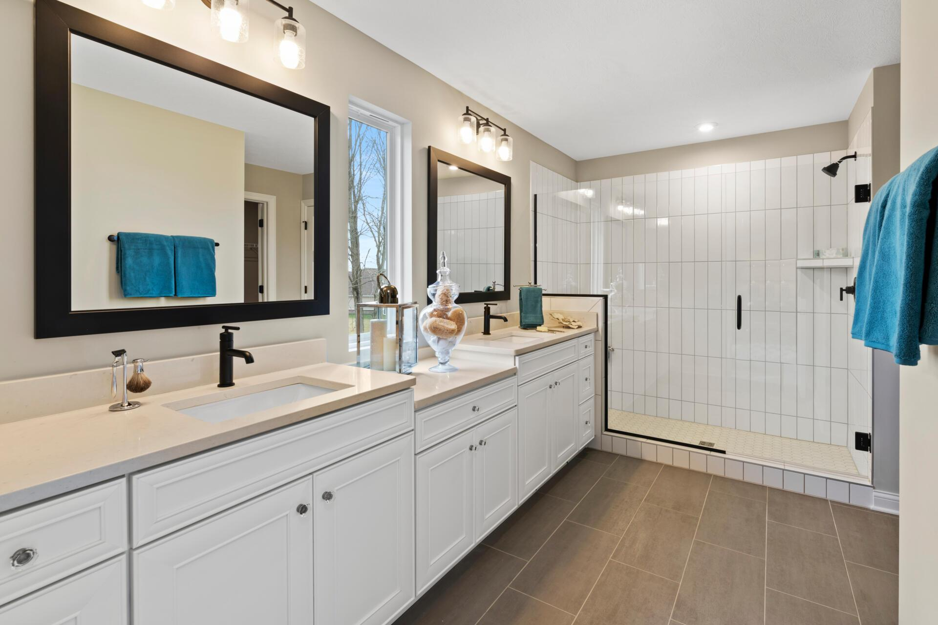 Bathroom featured in the Buchanan By Drees Homes in Indianapolis, IN