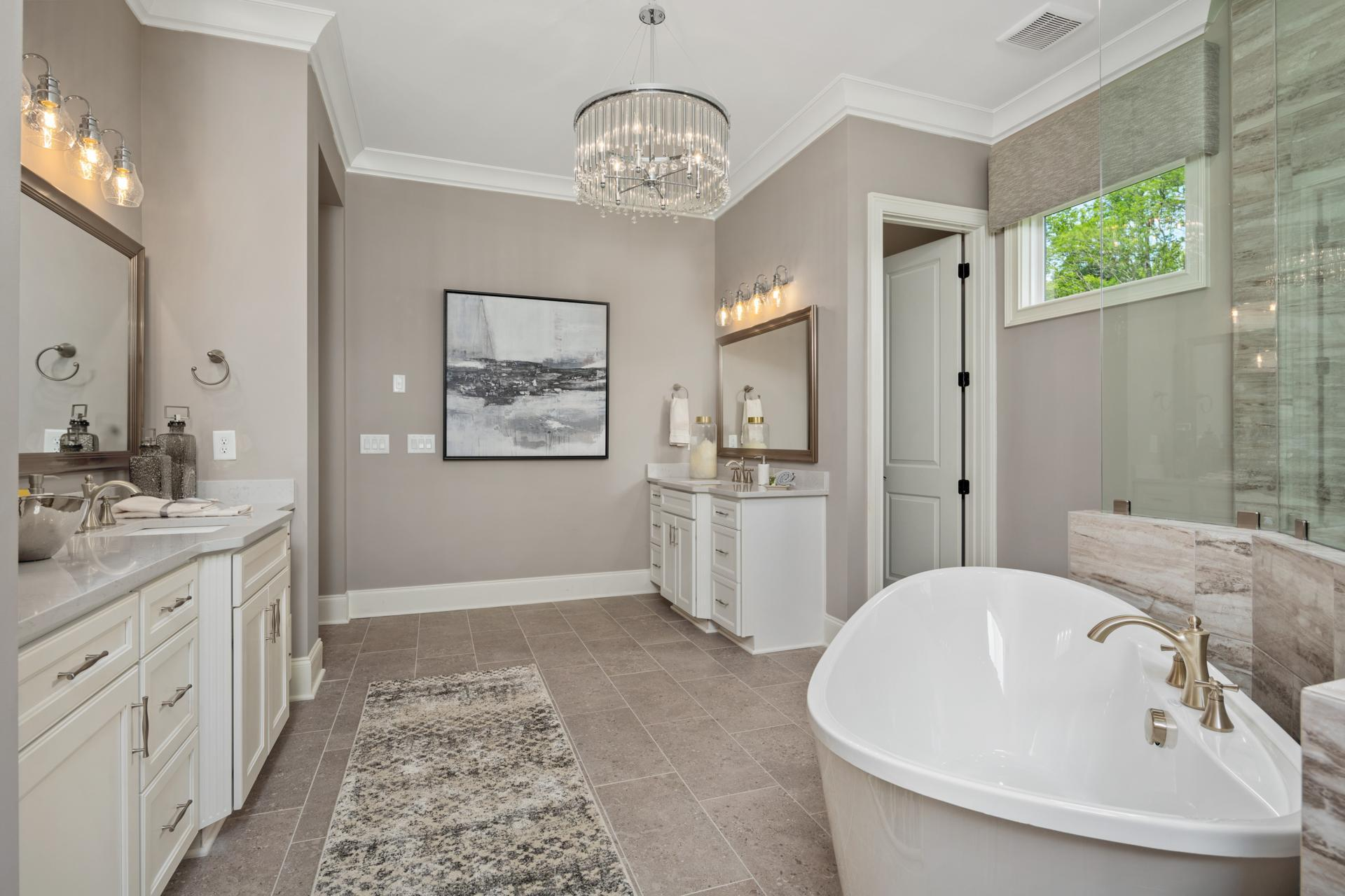 Bathroom featured in the Belterra By Drees Homes in Nashville, TN